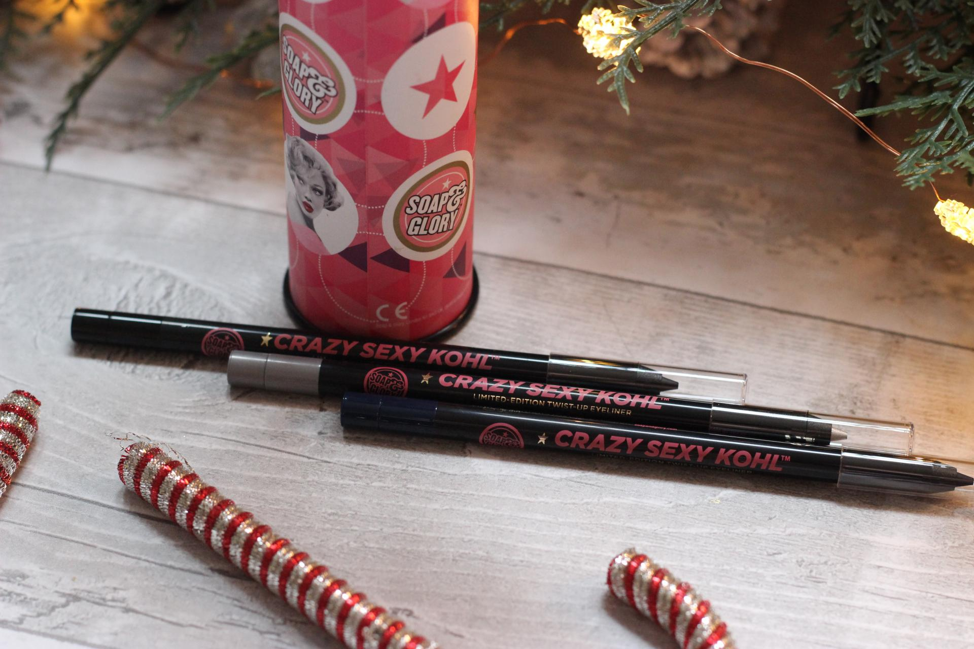 Soap & Glory Glitzmas