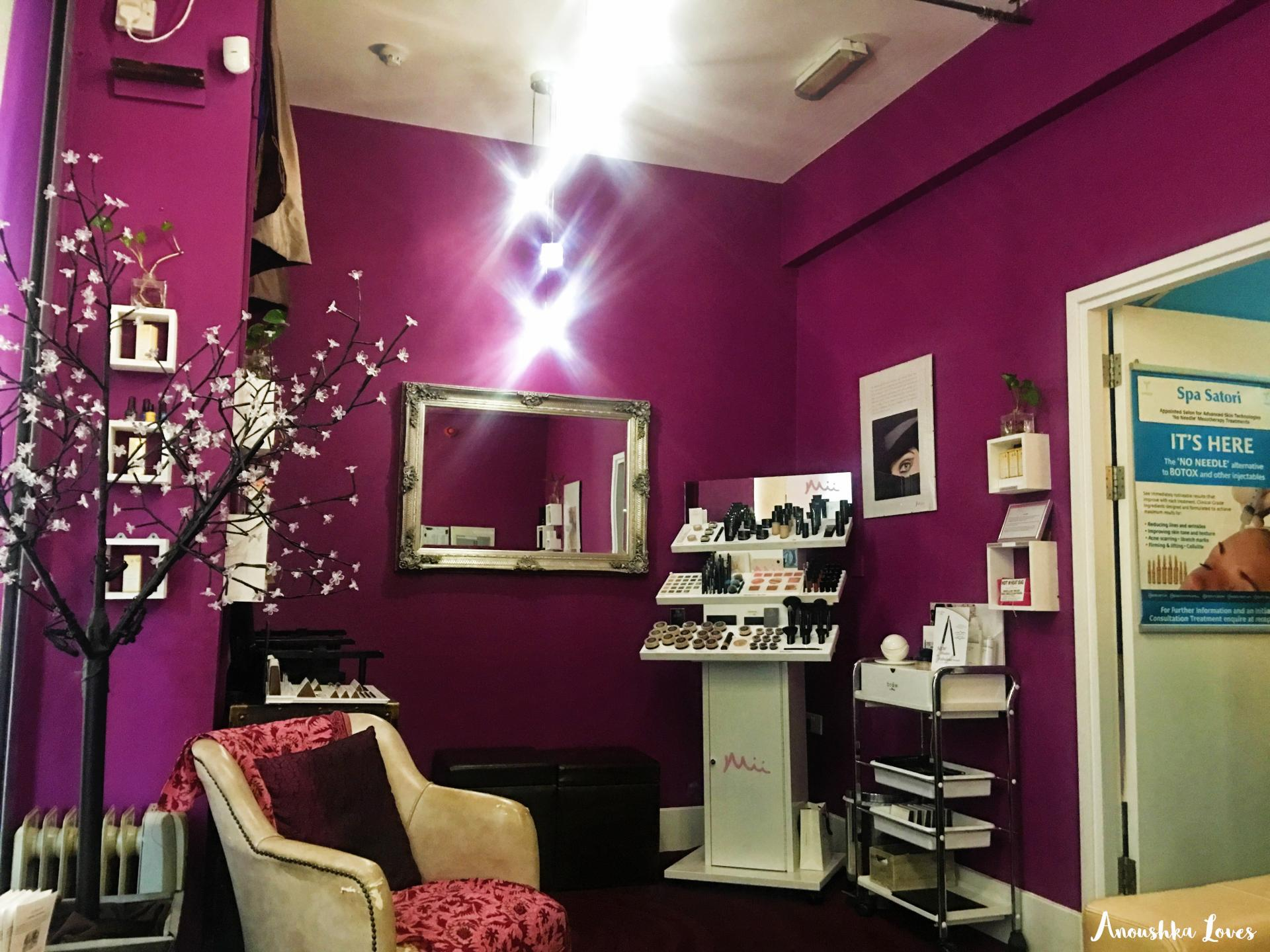 My Must Have Beauty Treatments Spa Satori Northern Quarter Manchester