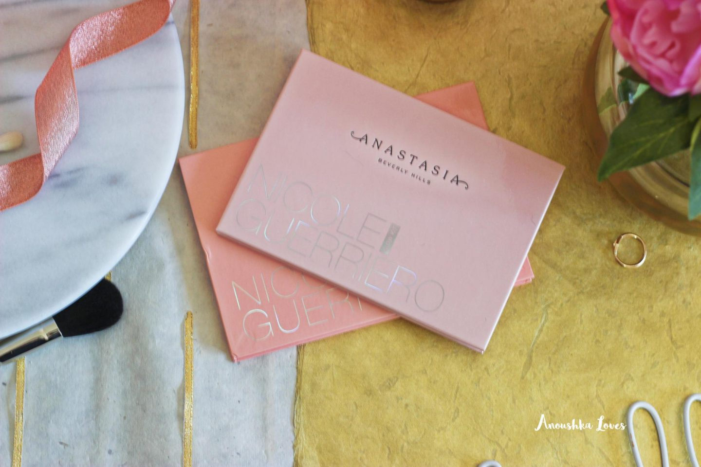 How to spot a Fake Anastasia Beverly Hills Nicole Guerriero Palette