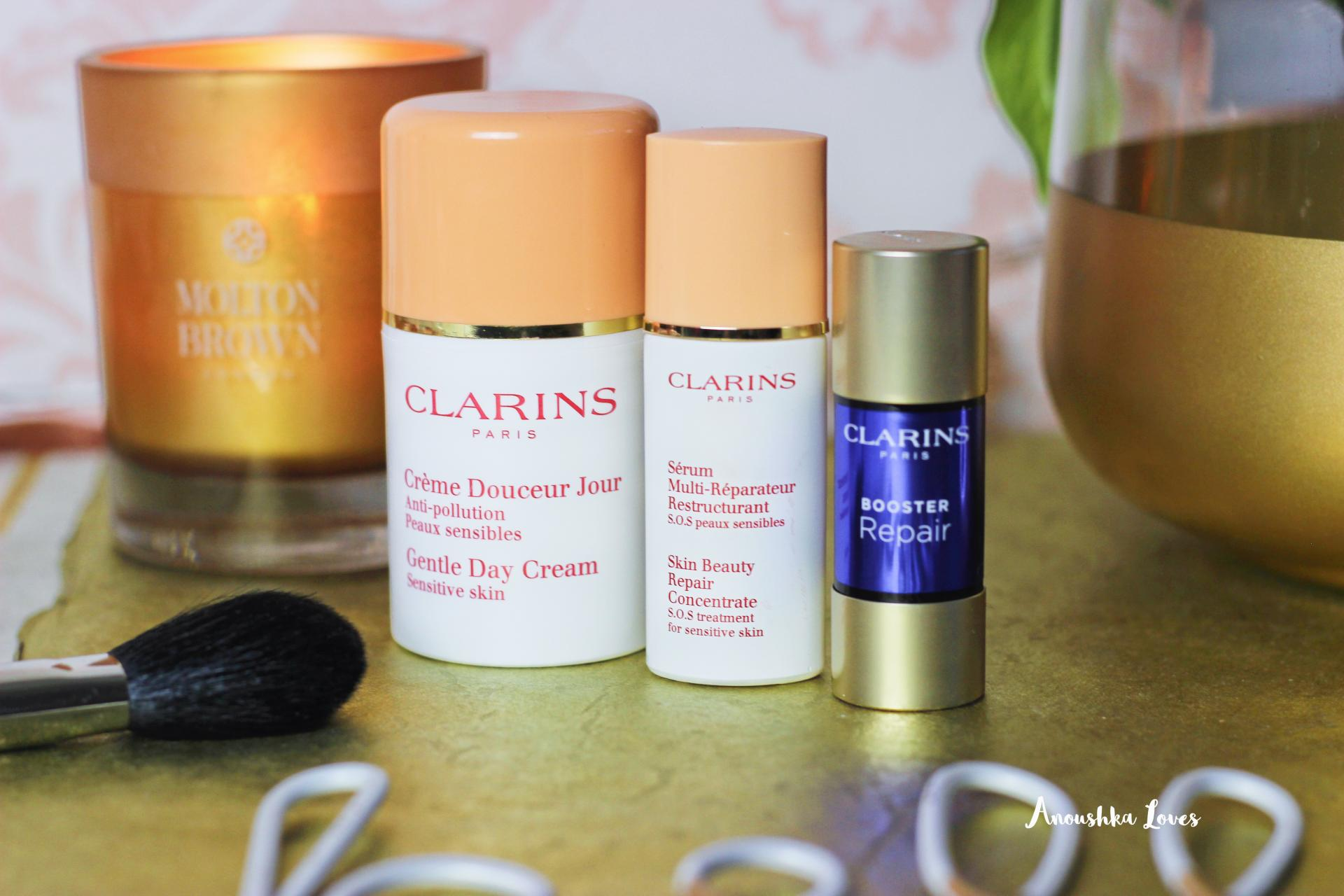 Back to Basics with Clarins