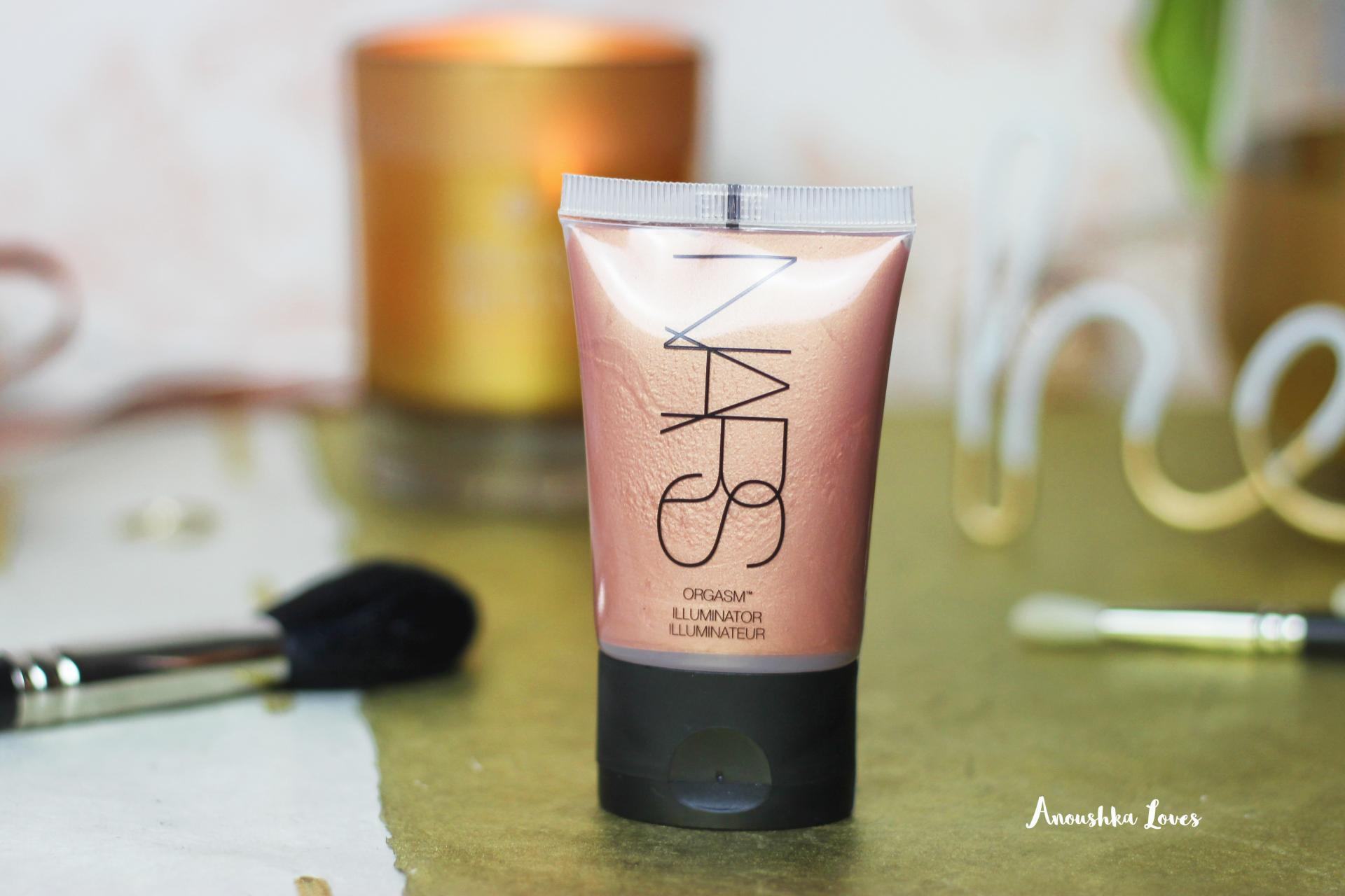 Fragrance Direct Does Makeup! Nars Orgasm Illuminator