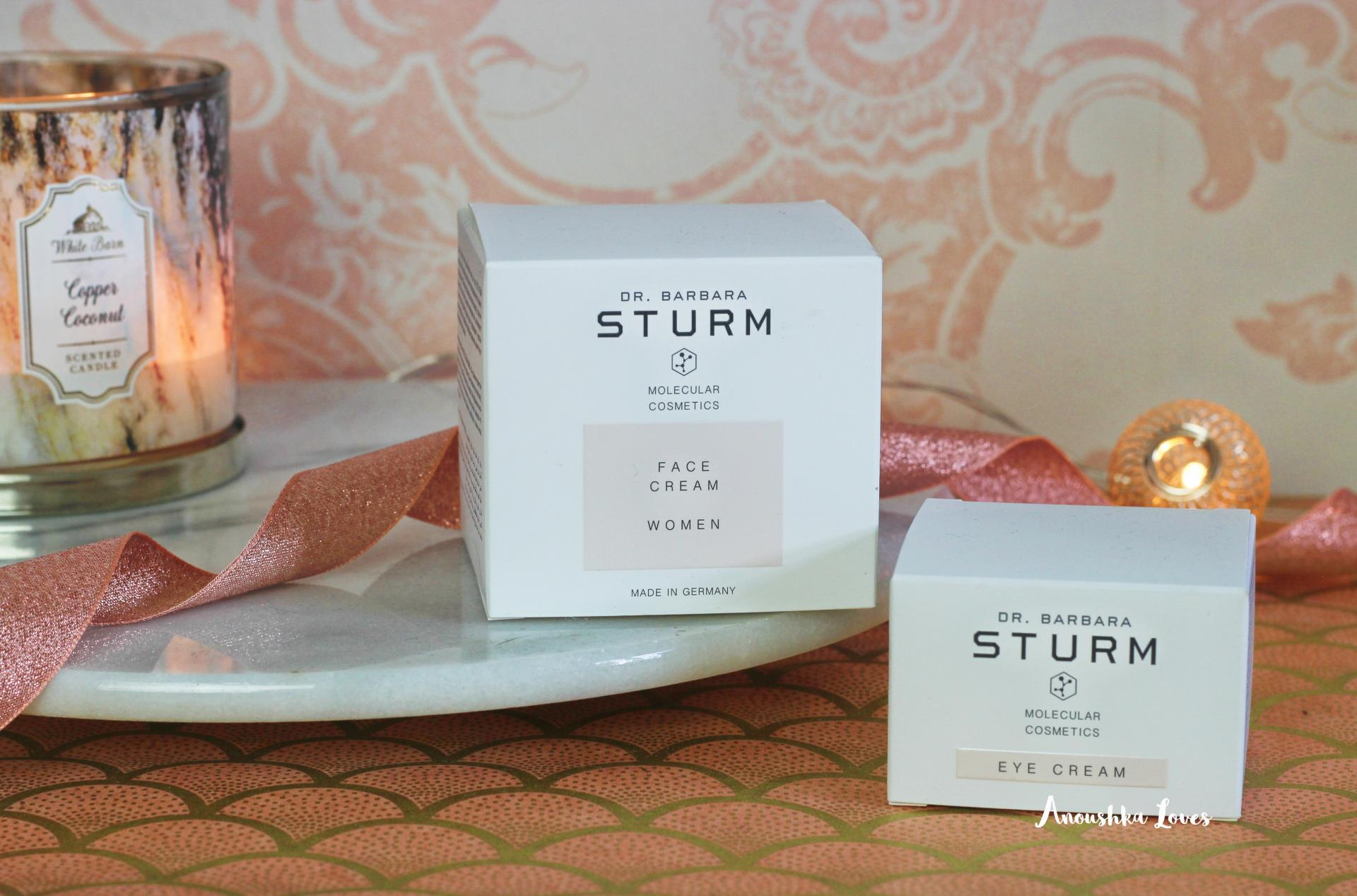 Introducing Dr Barbara Sturm Skincare