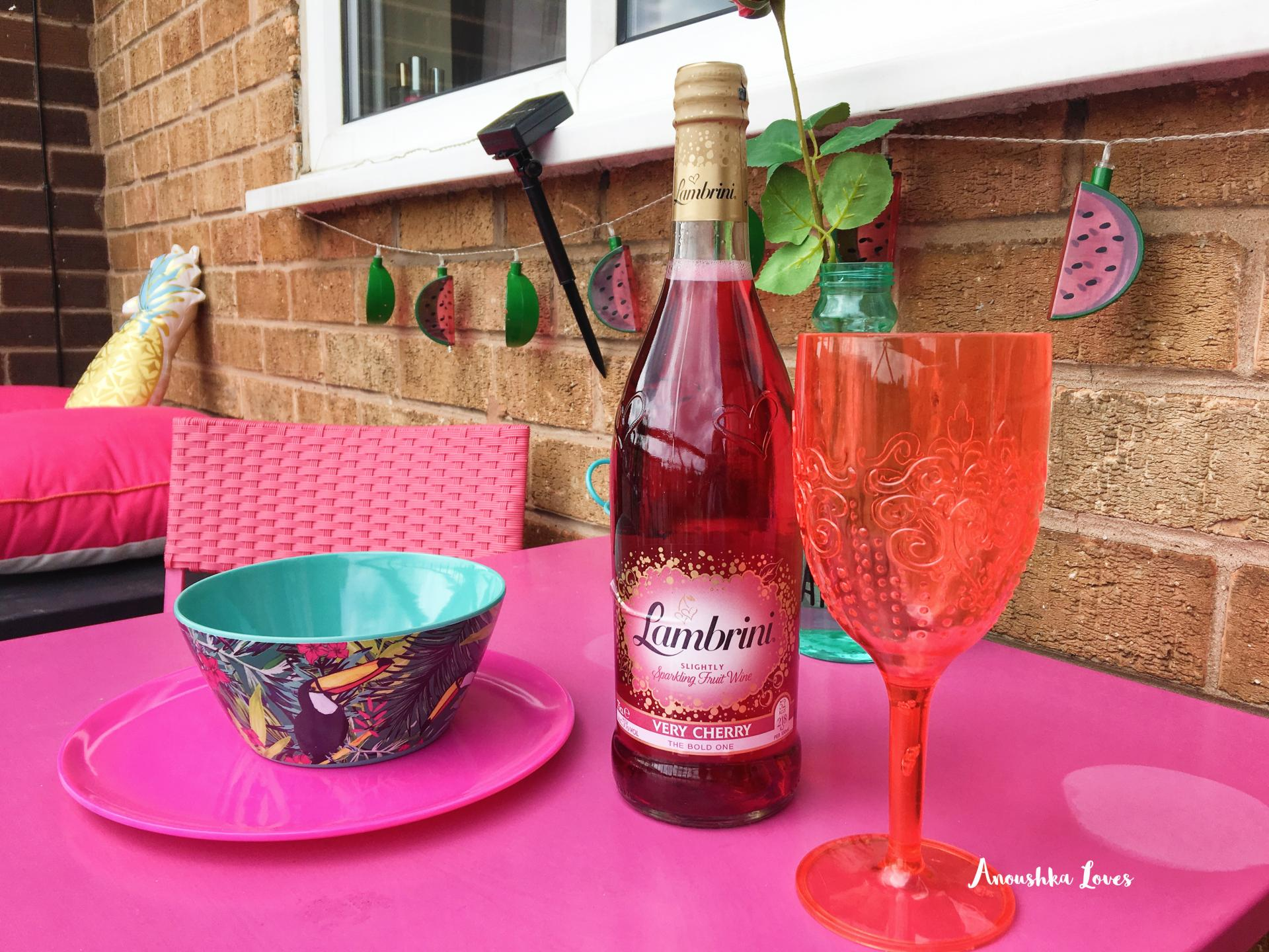 Summer in the City with Lambrini