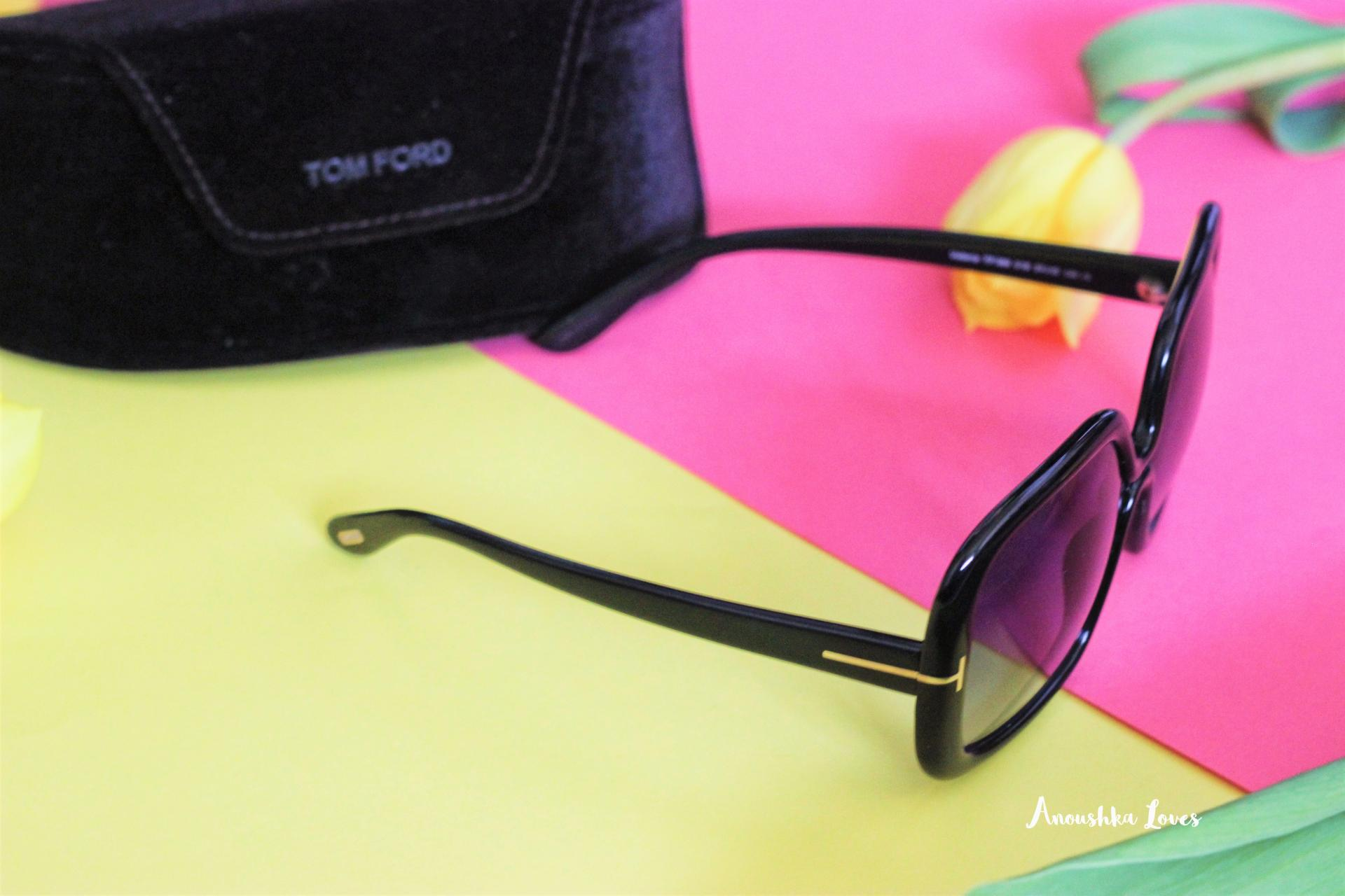 Discounted Sunglasses Tom Ford Valeria