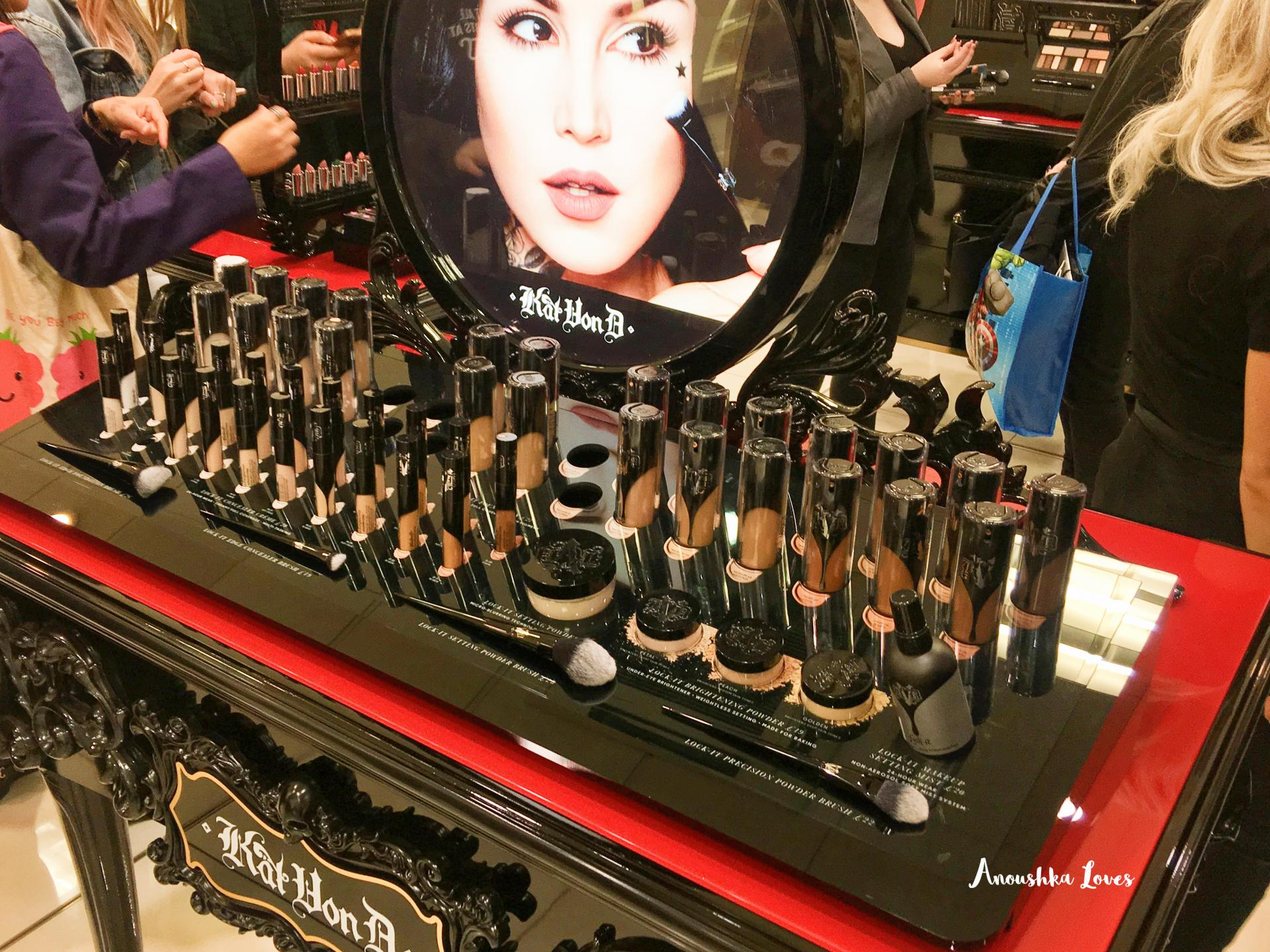 Kat Von D Everlasting Lipstick in Berlin