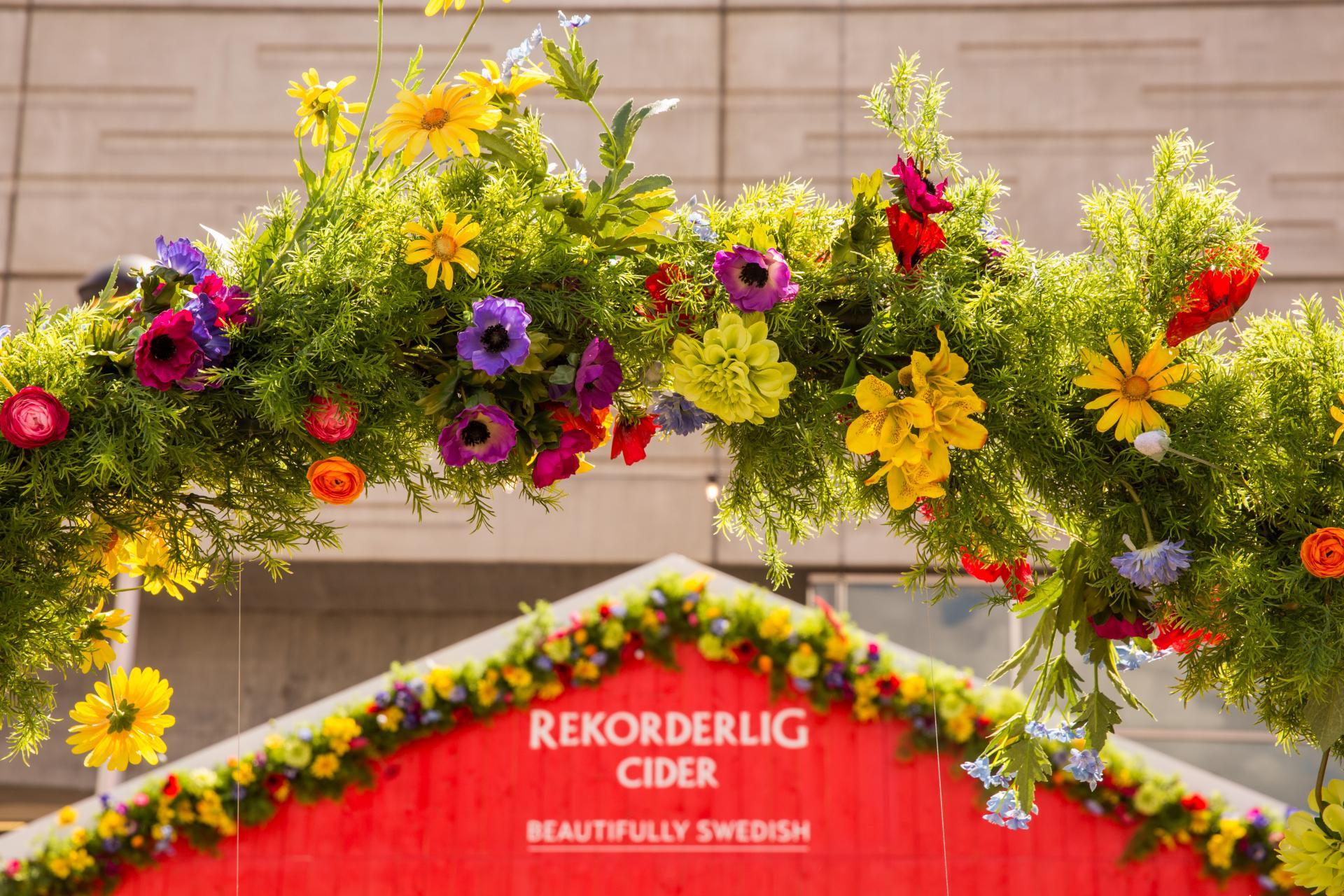 Start The Swedish Way with Rekorderlig Cider