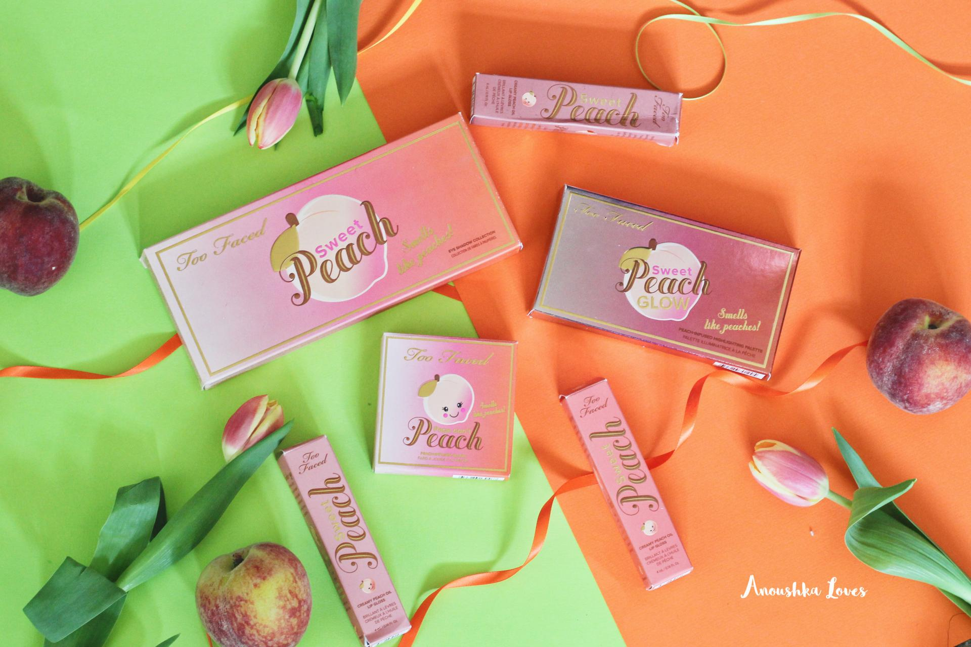 The Ultimate Too Faced Sweet Peach Collection Guide