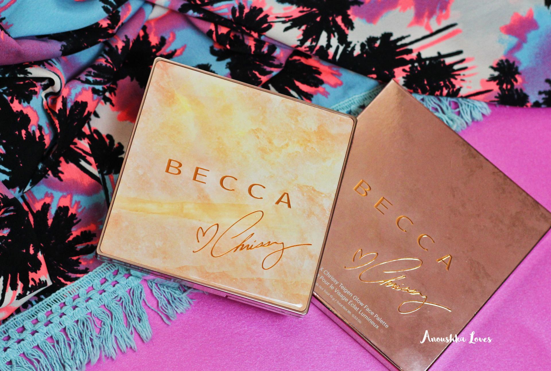 Becca x Chrissy Teigan Palette