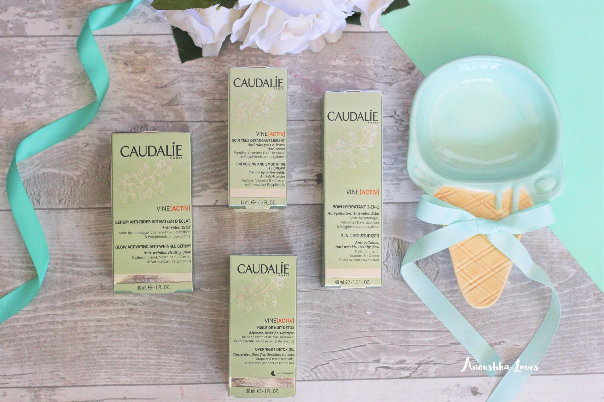 Caudalie VineActiv Collection
