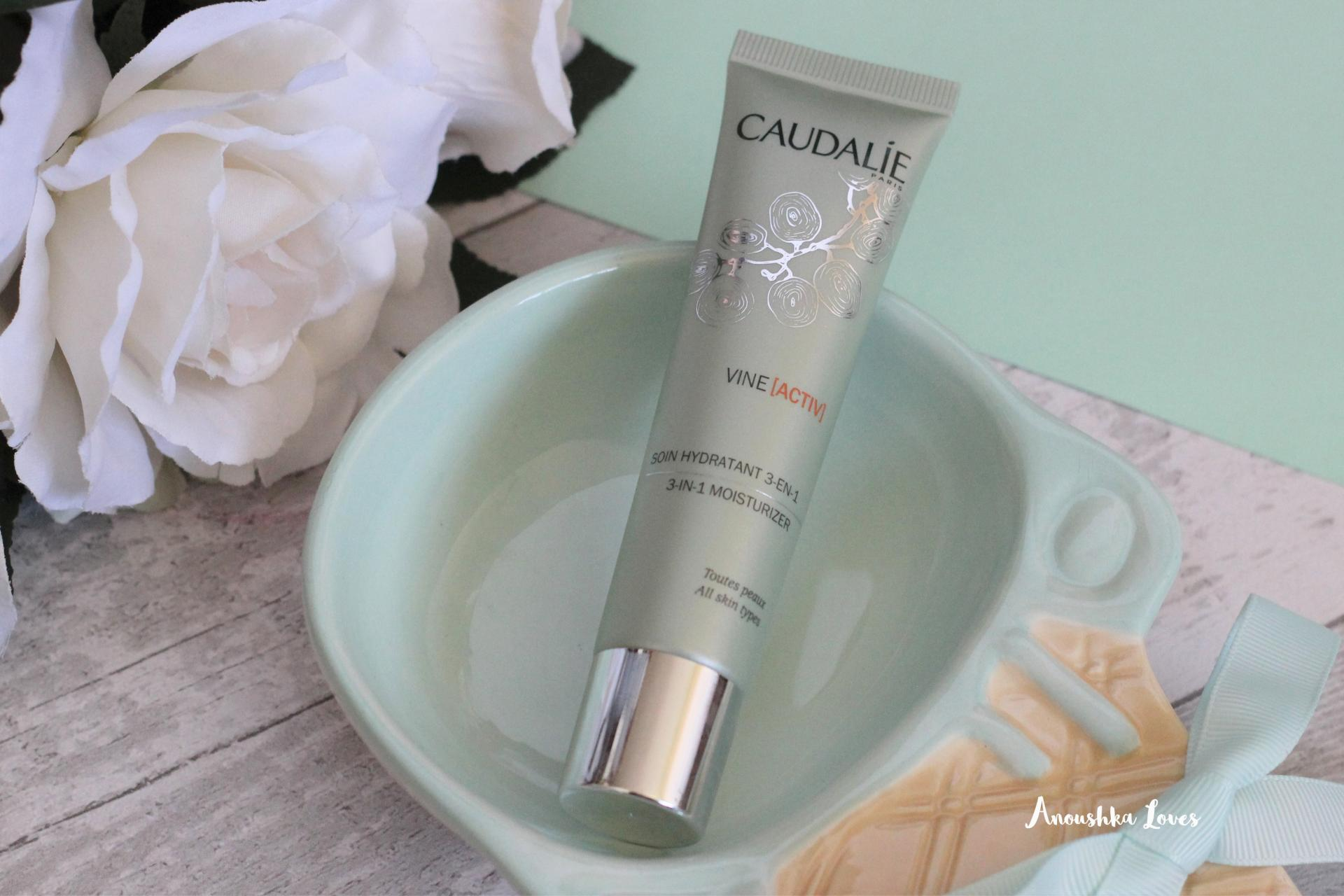 Caudalie VineActiv Collection 3 in 1 Moisturiser