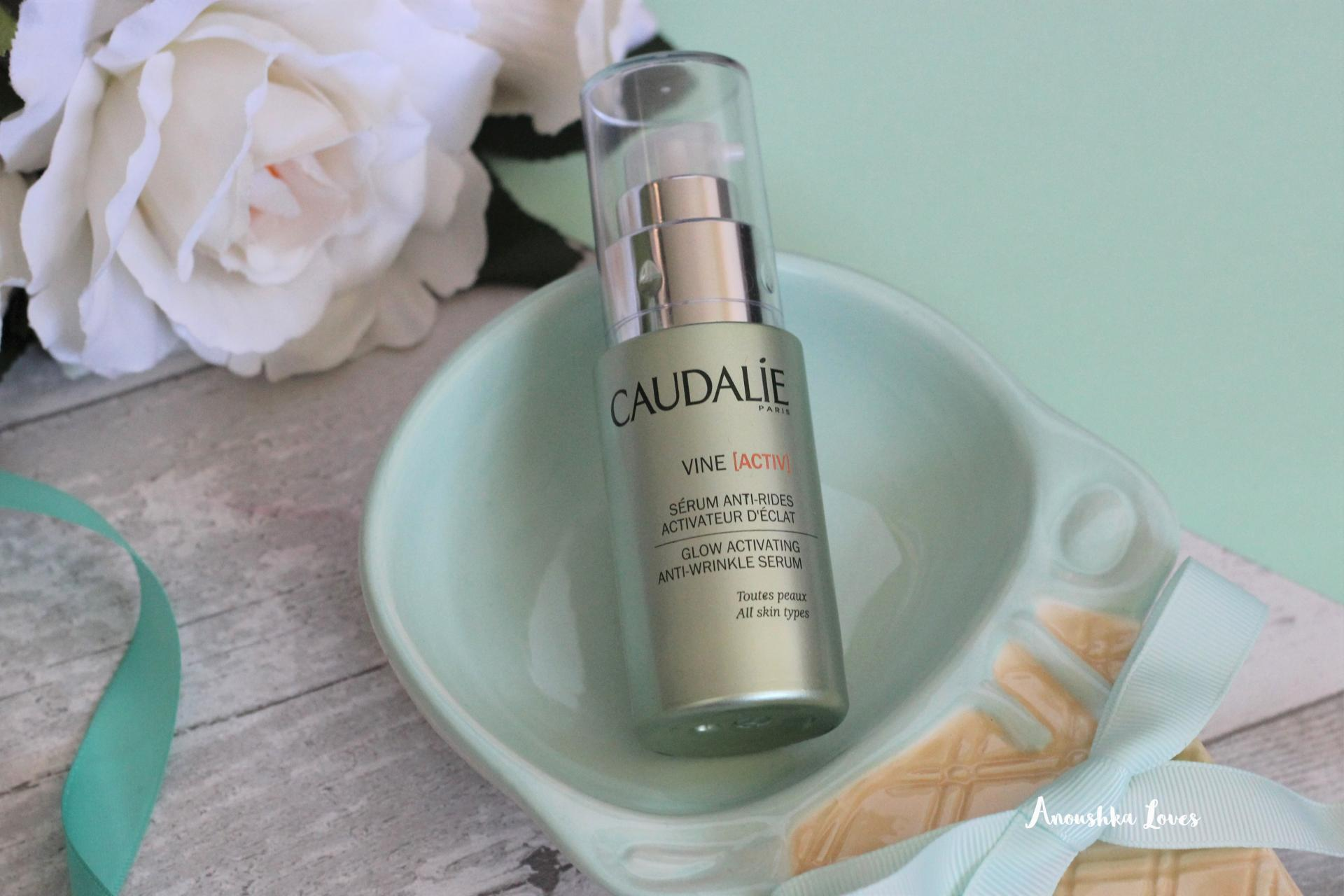Caudalie VineActiv Collection Glow serum