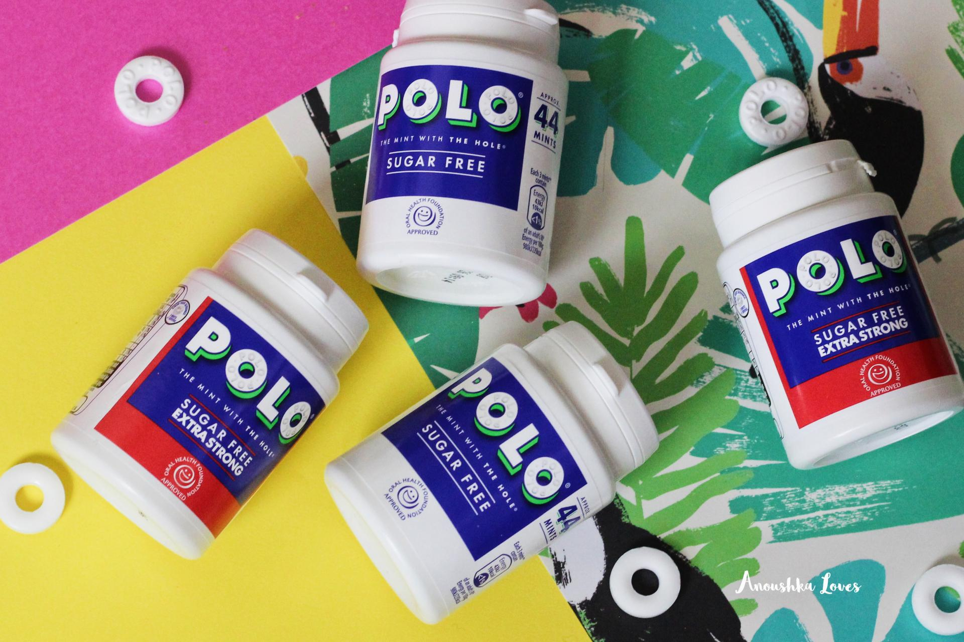 Festival Survival with Polo Mints Pots
