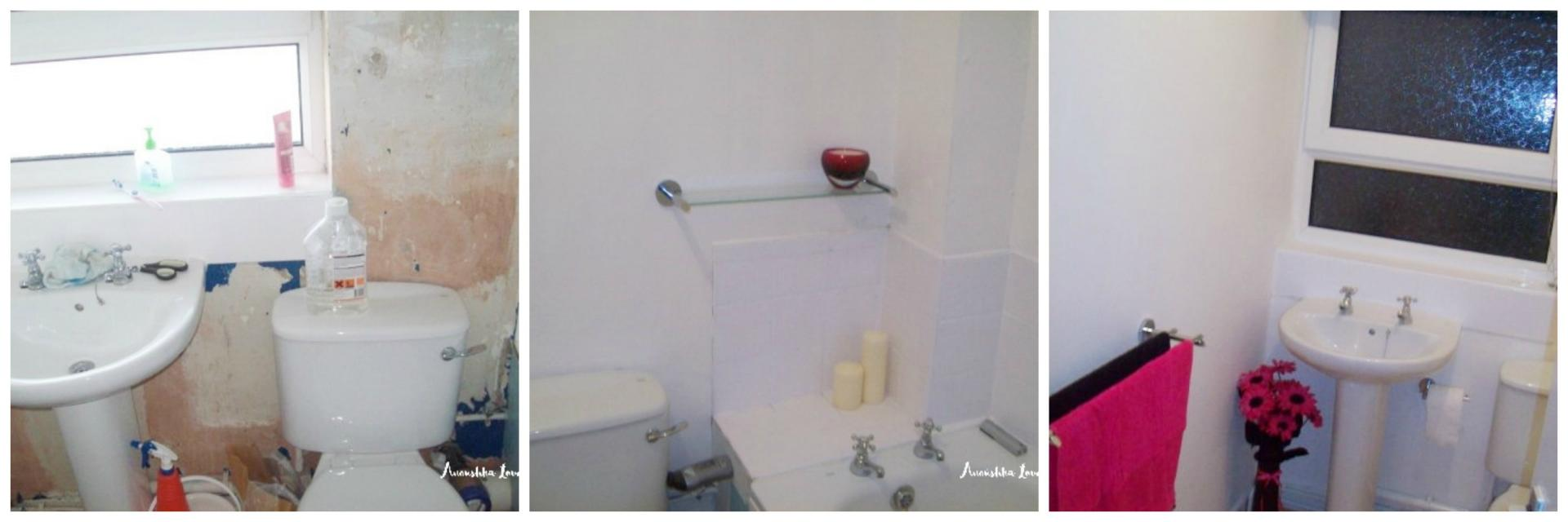 Redecorating bathroom interior design for Redecorating a small bathroom