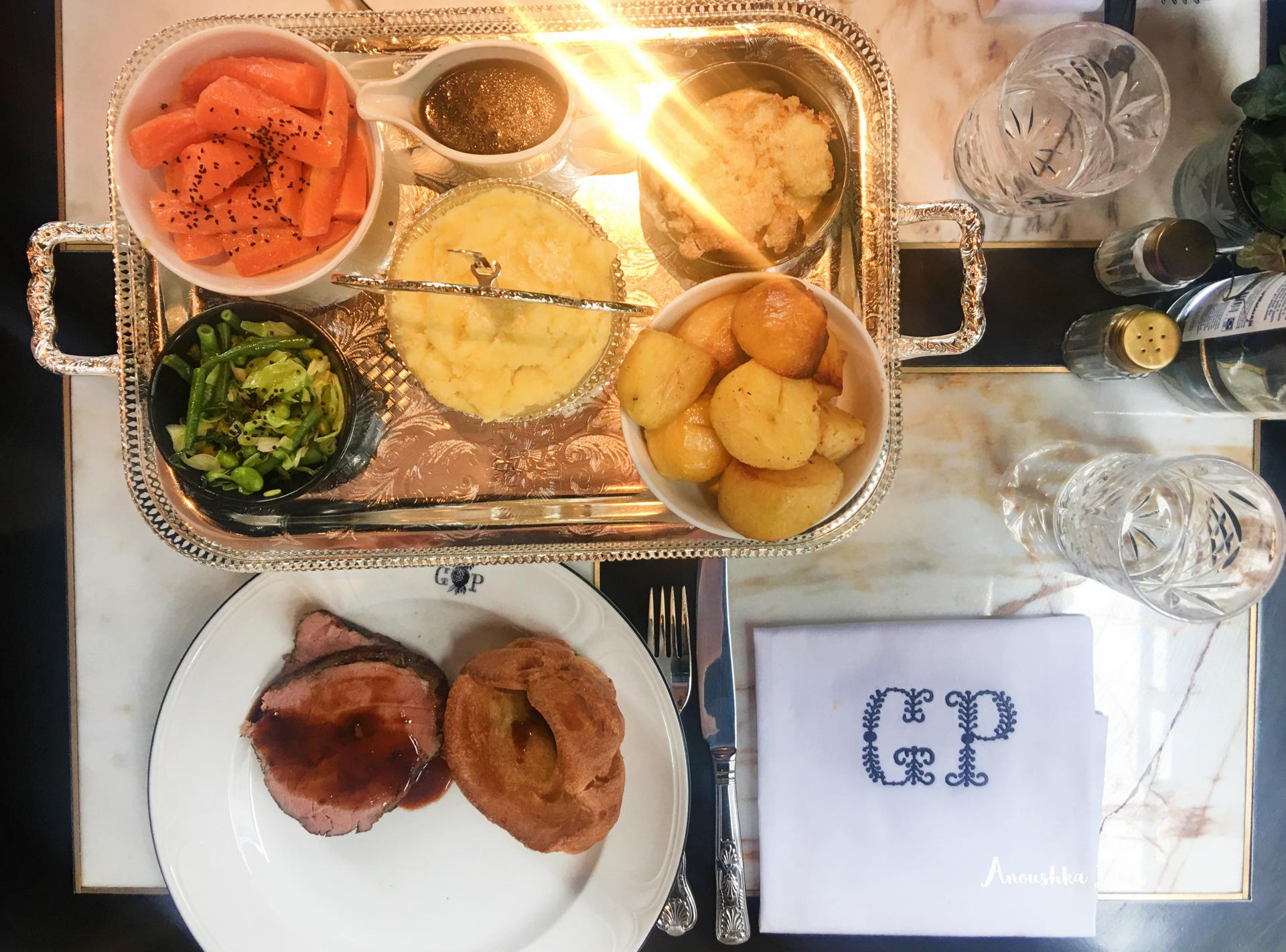 The Grand Pacific Classic Sunday Roast