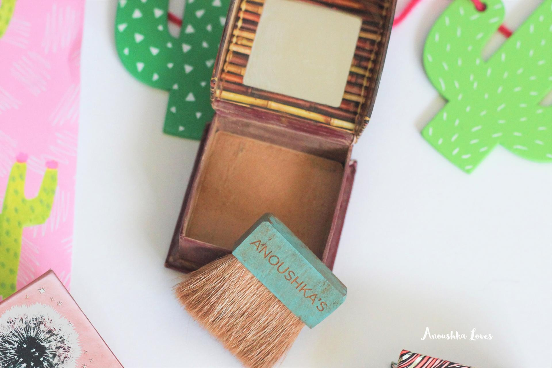 The Summer Face with Benefit Cosmetics Hoola Personalised Bronzer