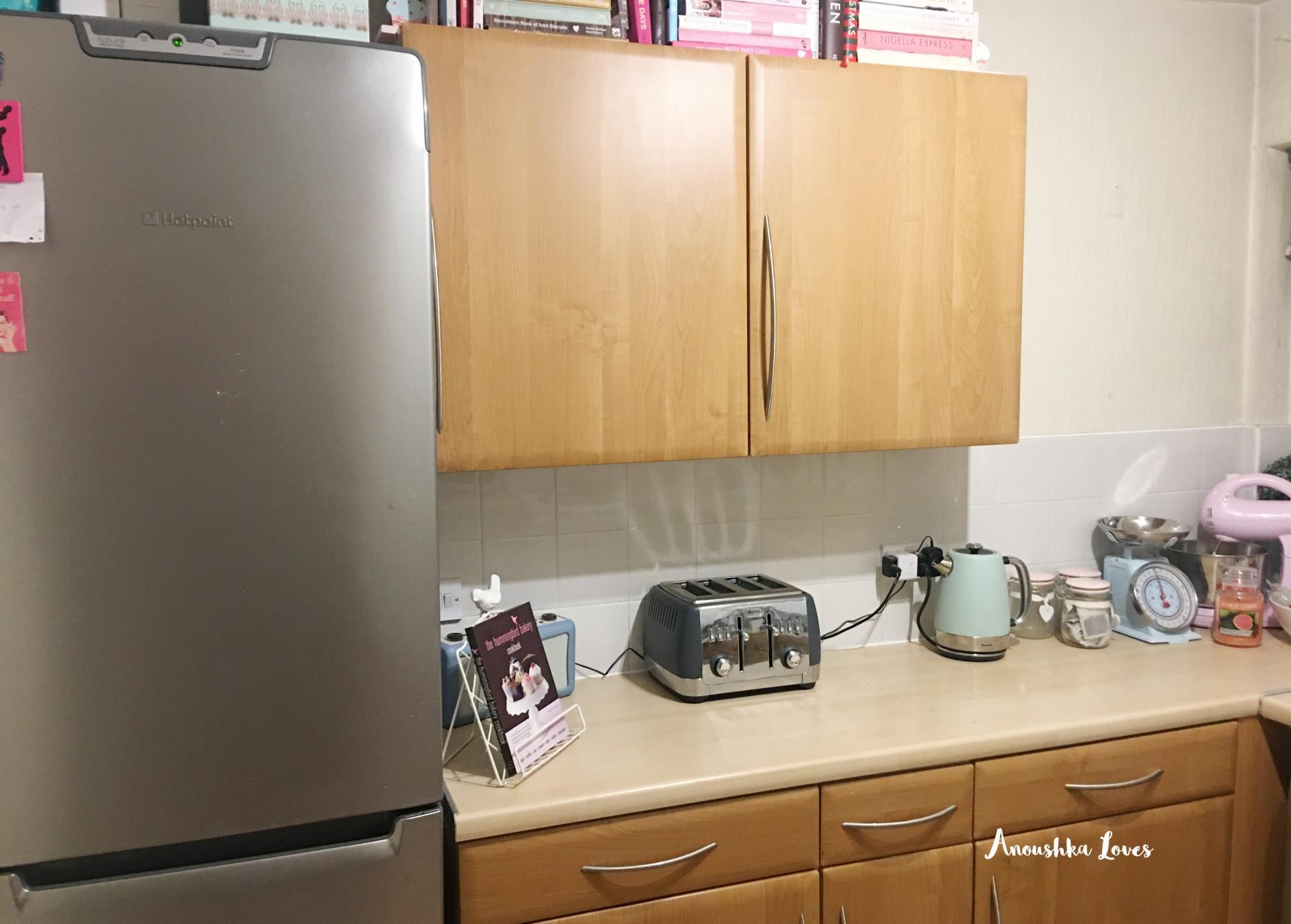Lifestyle - Updating My Kitchen