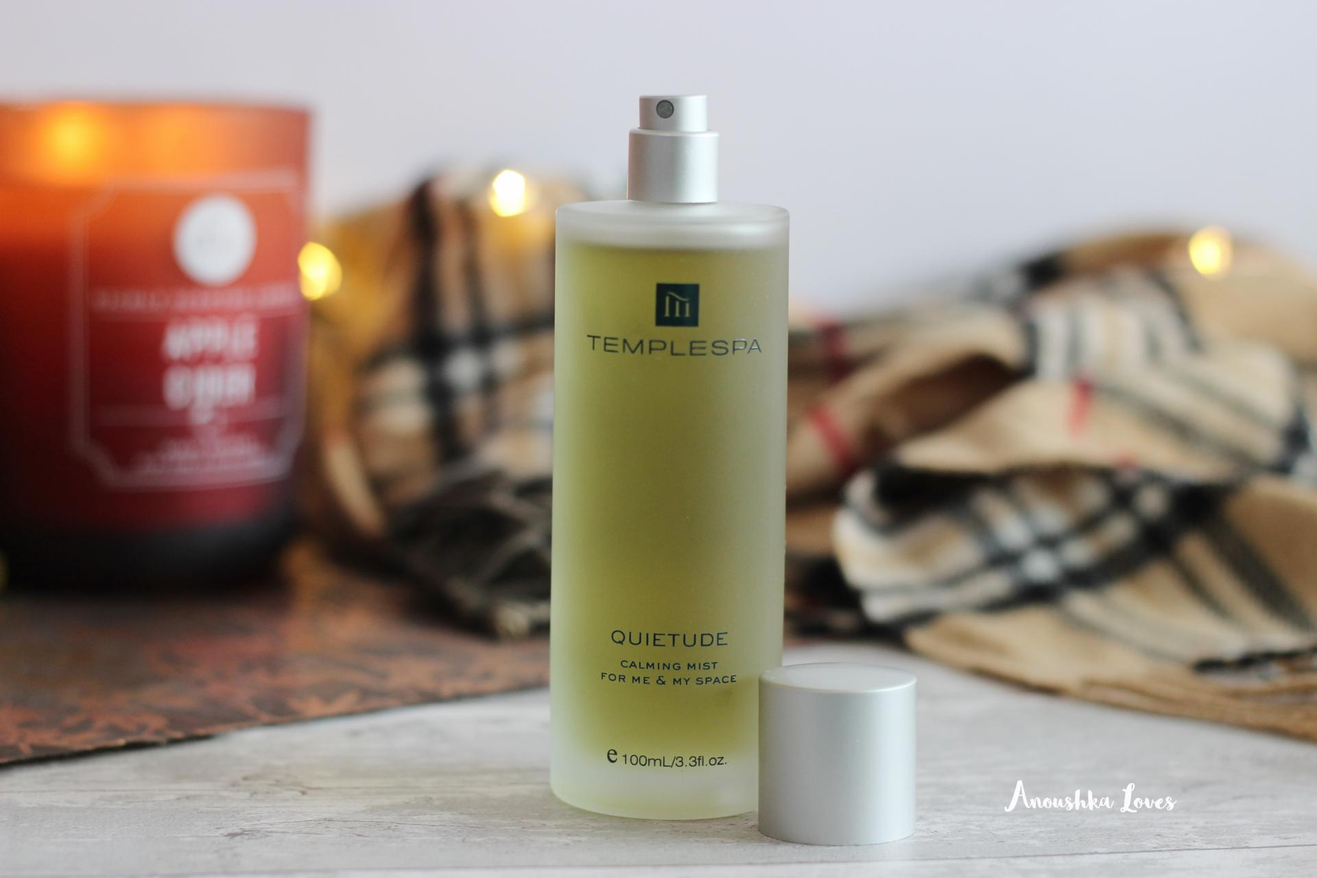 The Ultimate Relax with Templespa