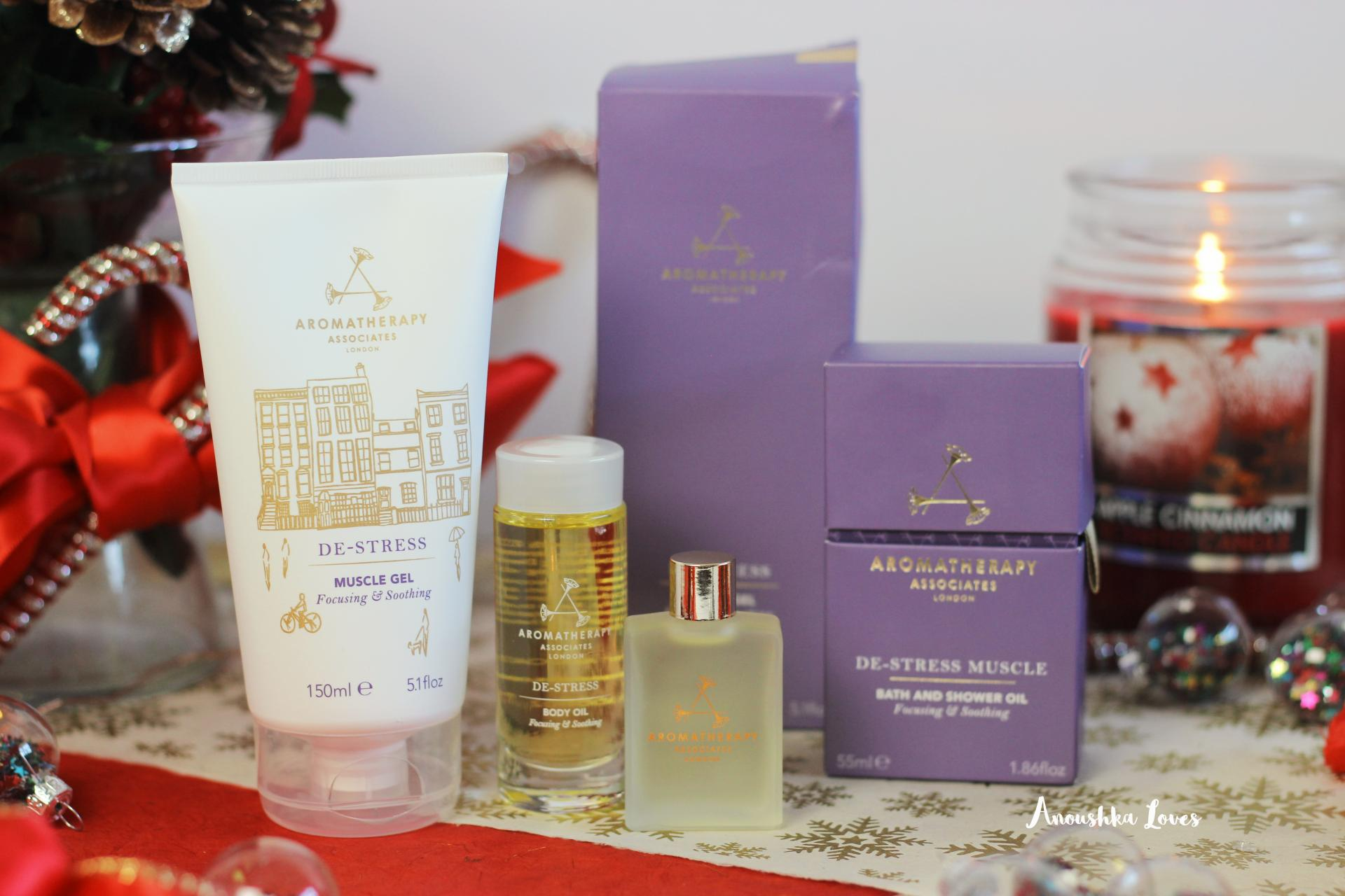 Aromatherapy Associates Christmas
