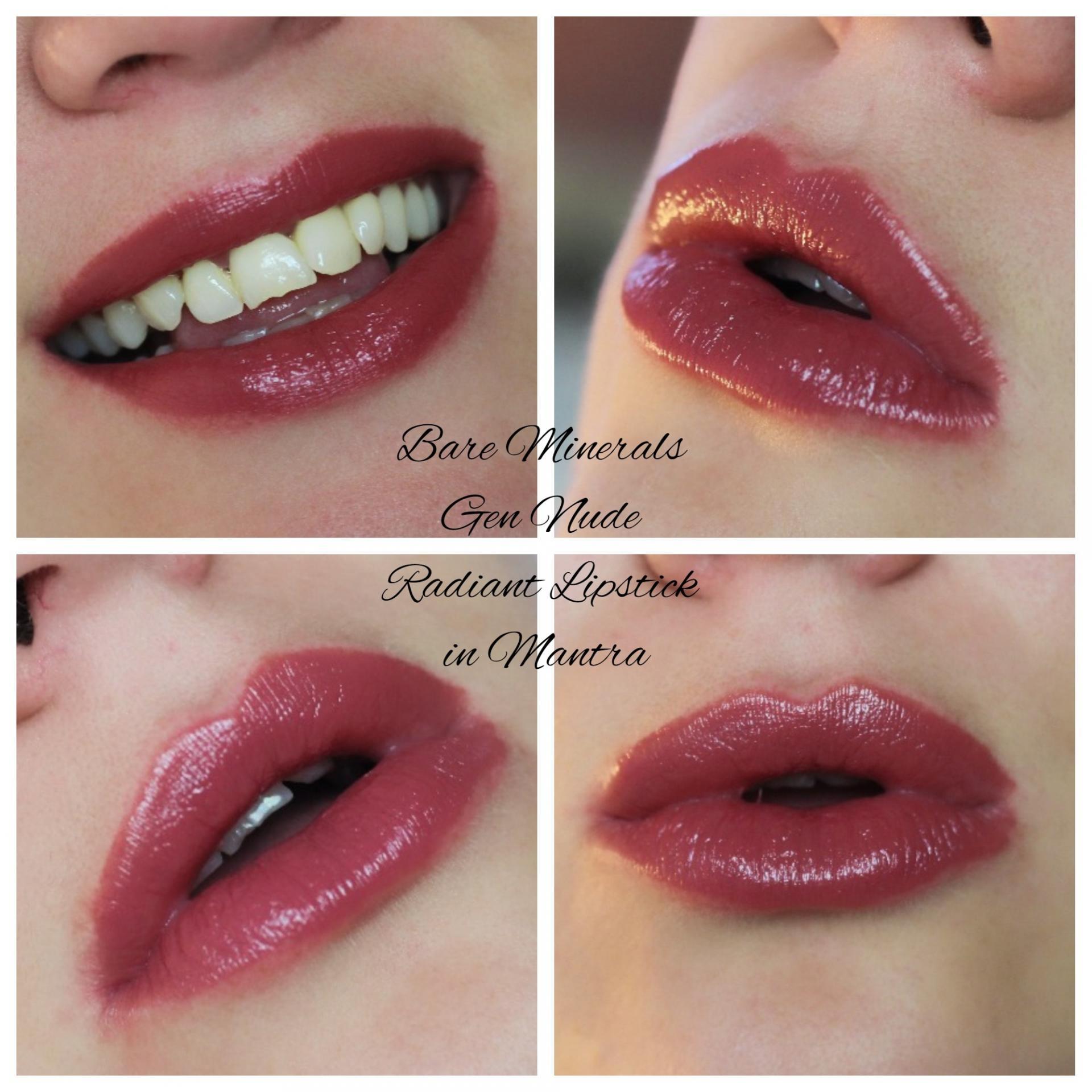 Bare Minerals Gen Nude Radiant lipstick