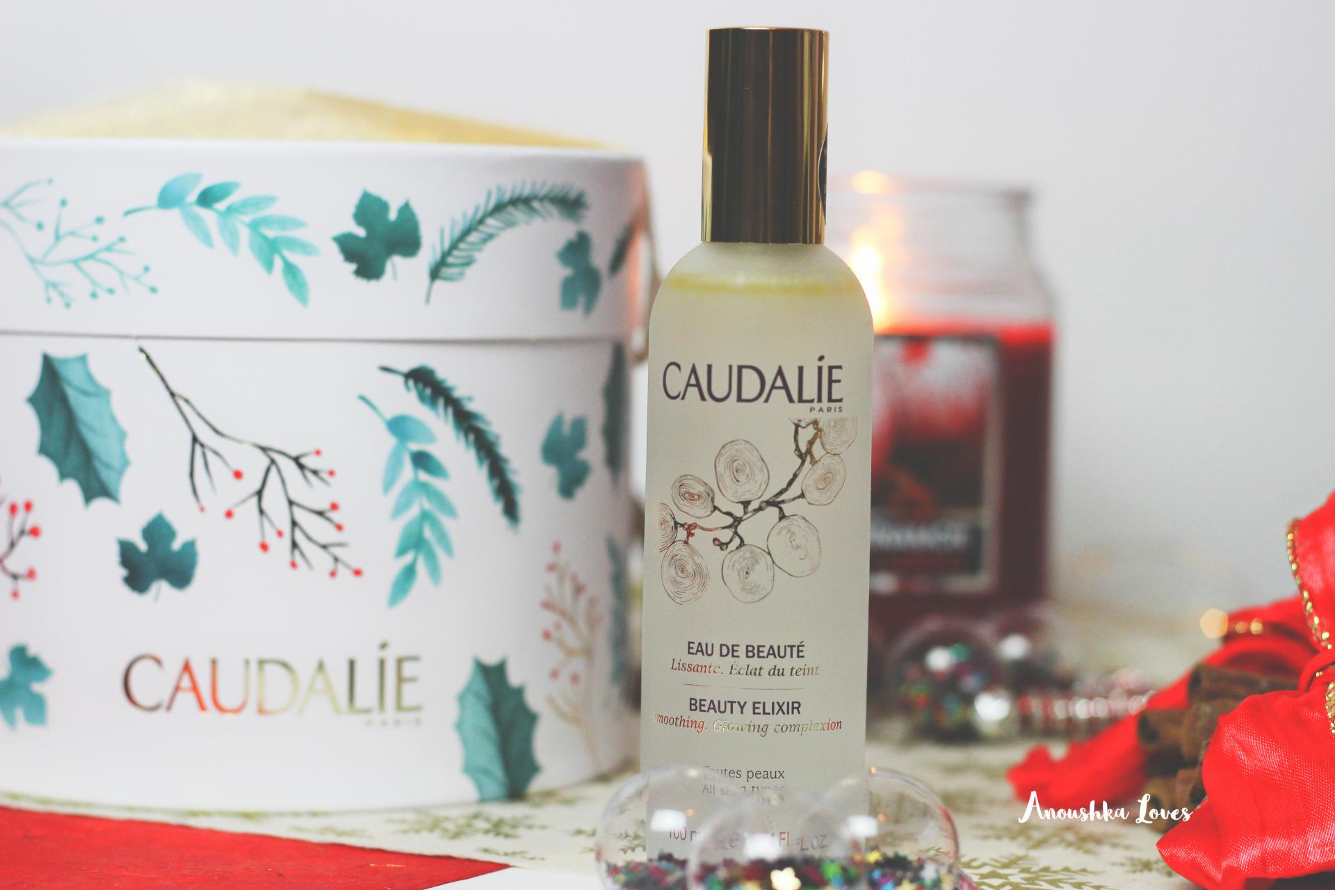Caudalie at Christmas Beauty Elixir