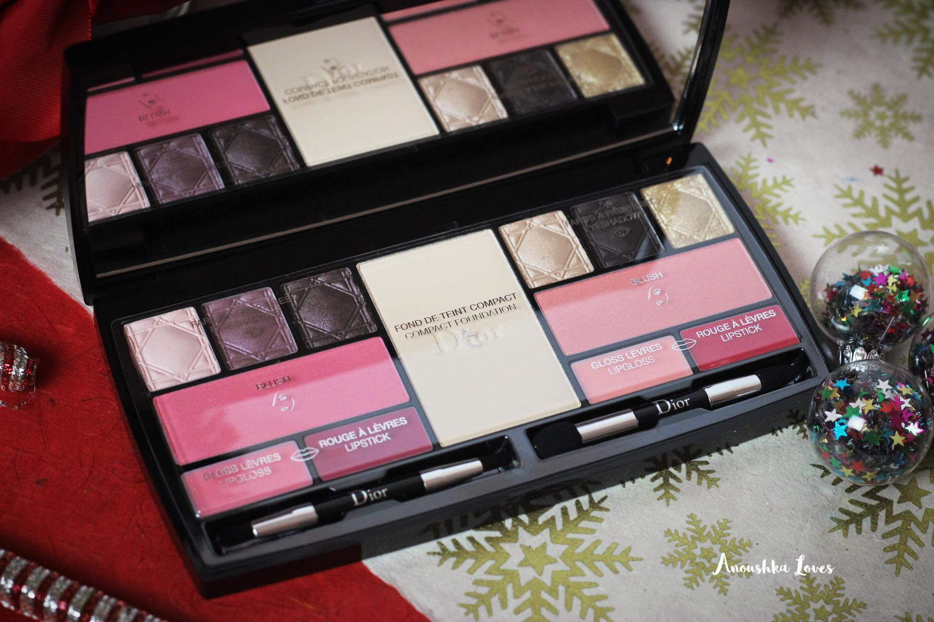 Dior Beauty at World Duty Free Ultra Fashion Show Palette