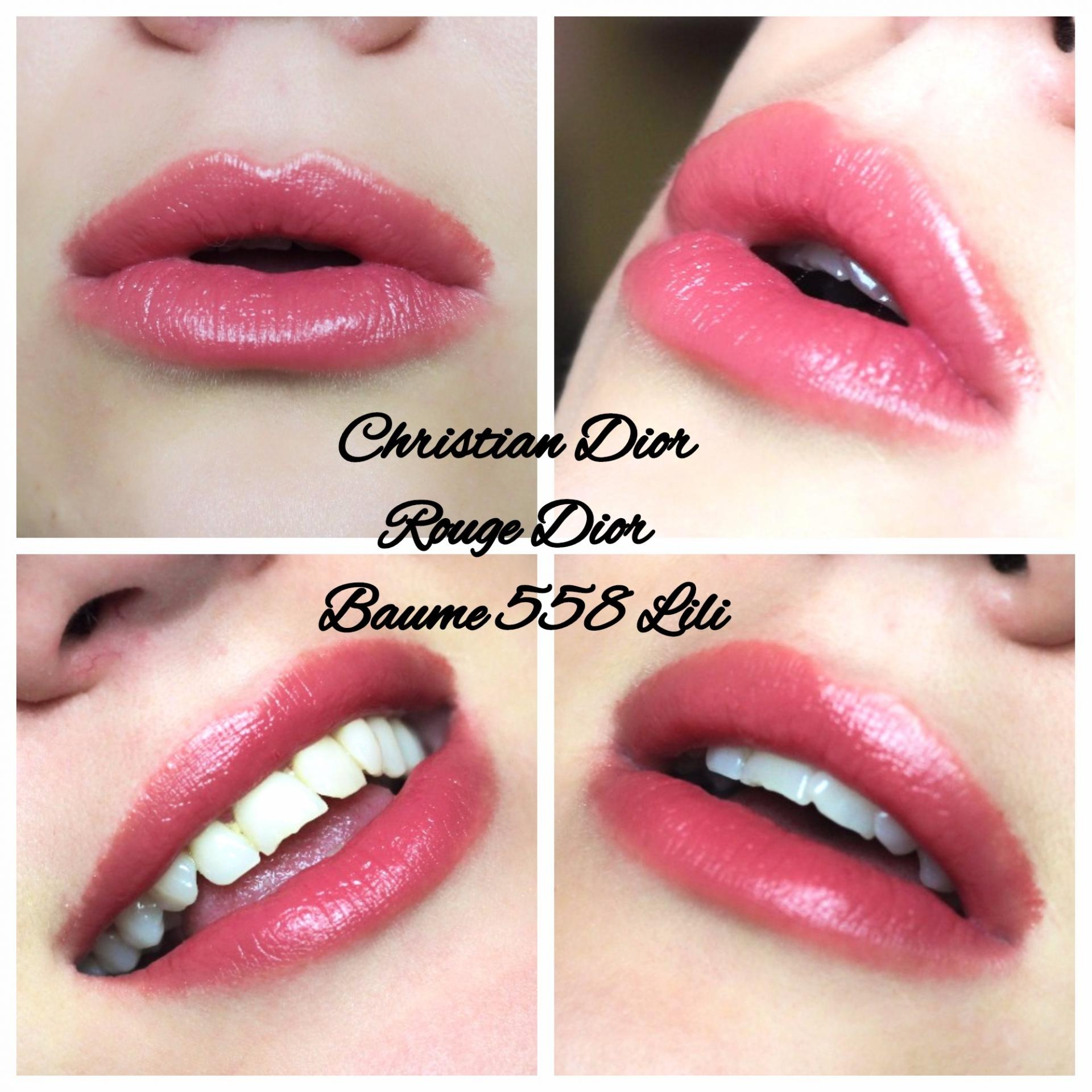 Dior Beauty at World Duty Free Rouge Dior Baume