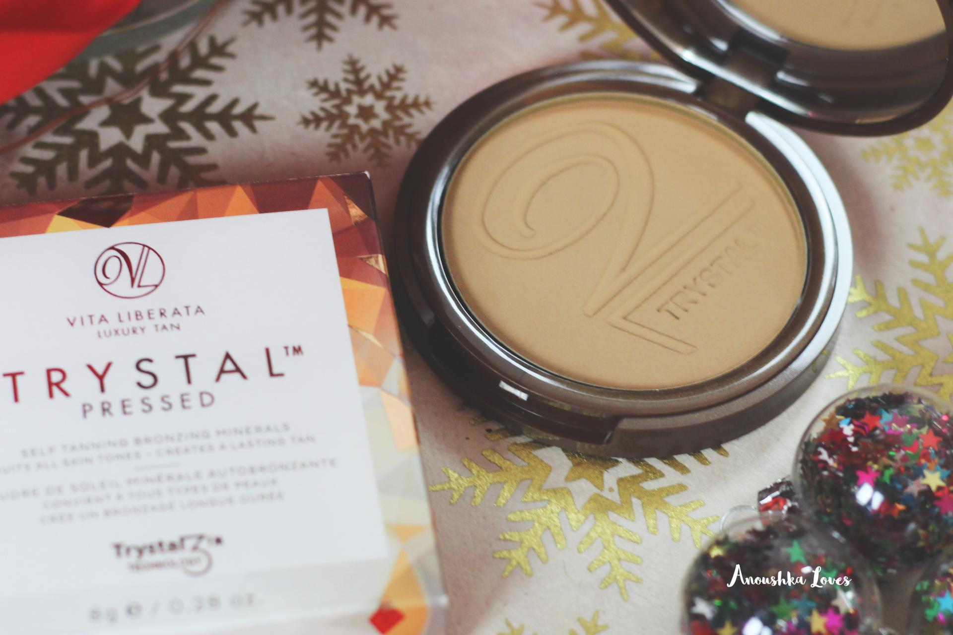 Festive Tanning with Vita Liberata