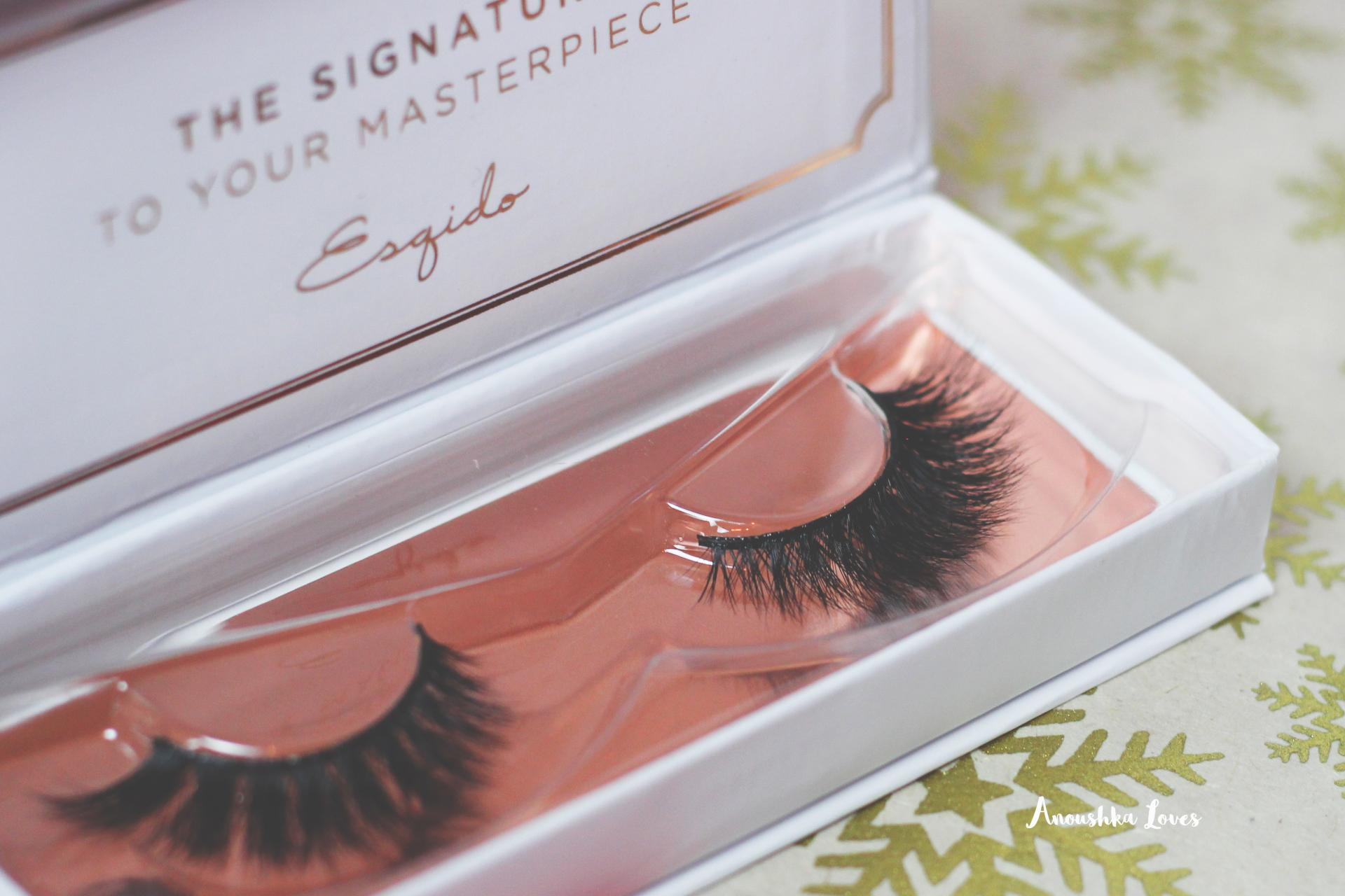 Lashes for Days esqido mink lashes