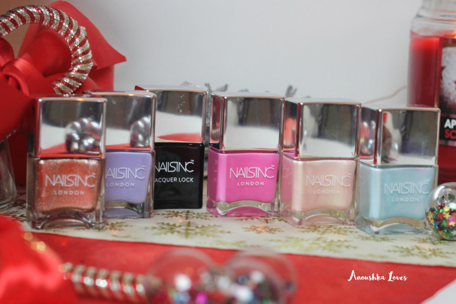 Nails Inc. I Believe in Unicorns Set