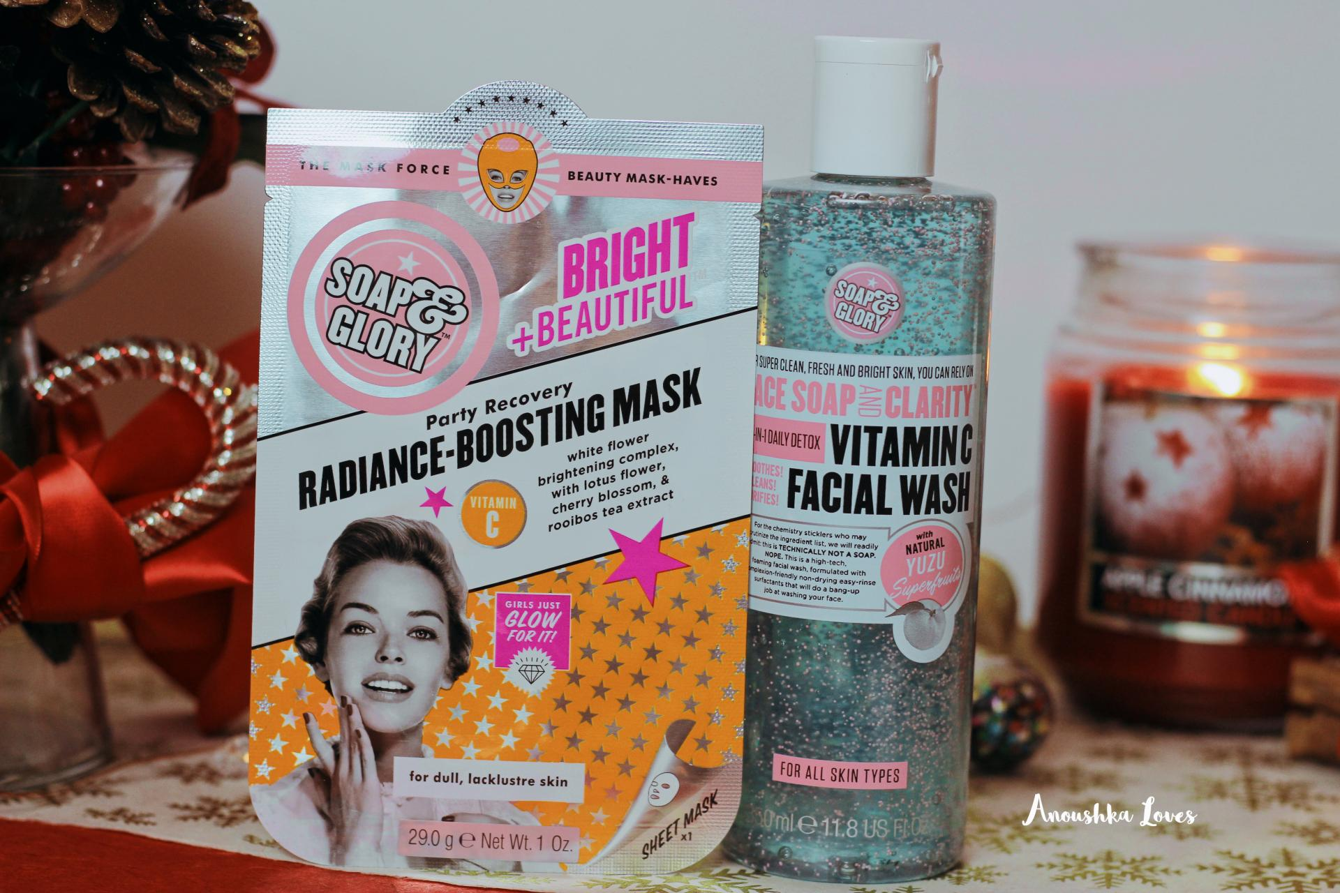 Soap & Glory Christmas Collection SPa of Wonder