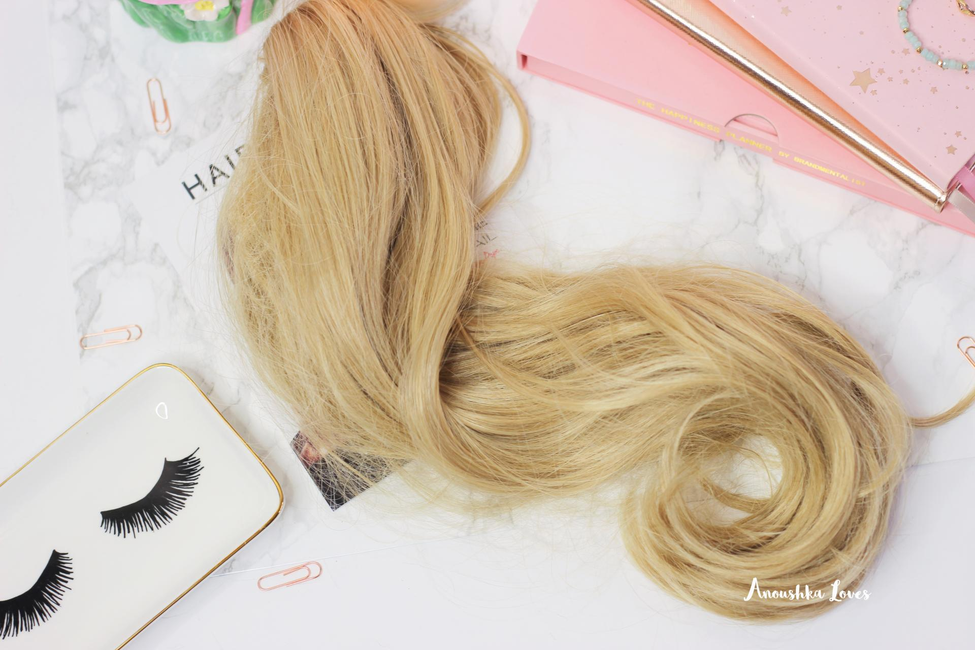 Hair Rehab London Dual Volume Ponytail