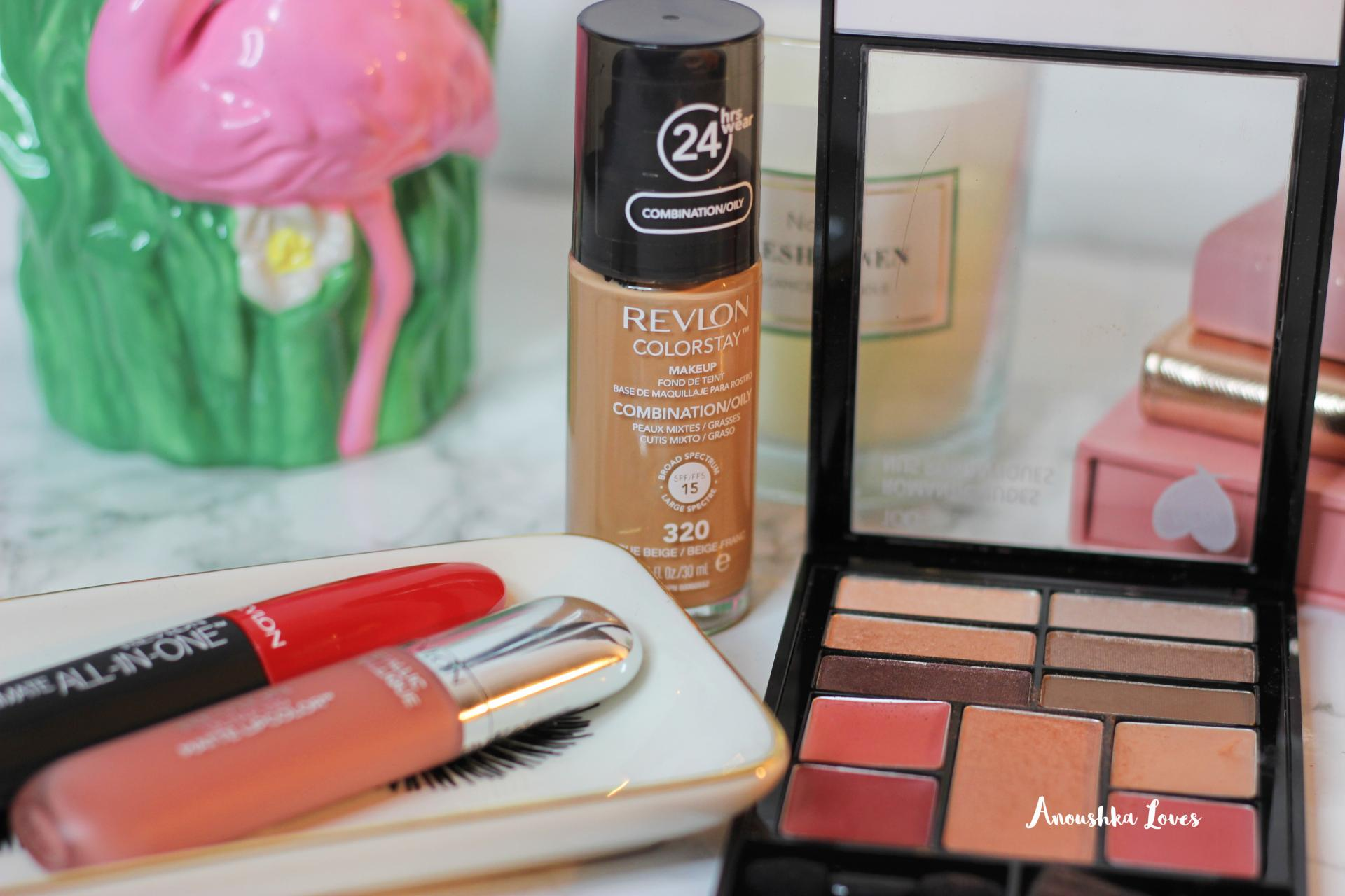 A Full Face Revlon Makeup