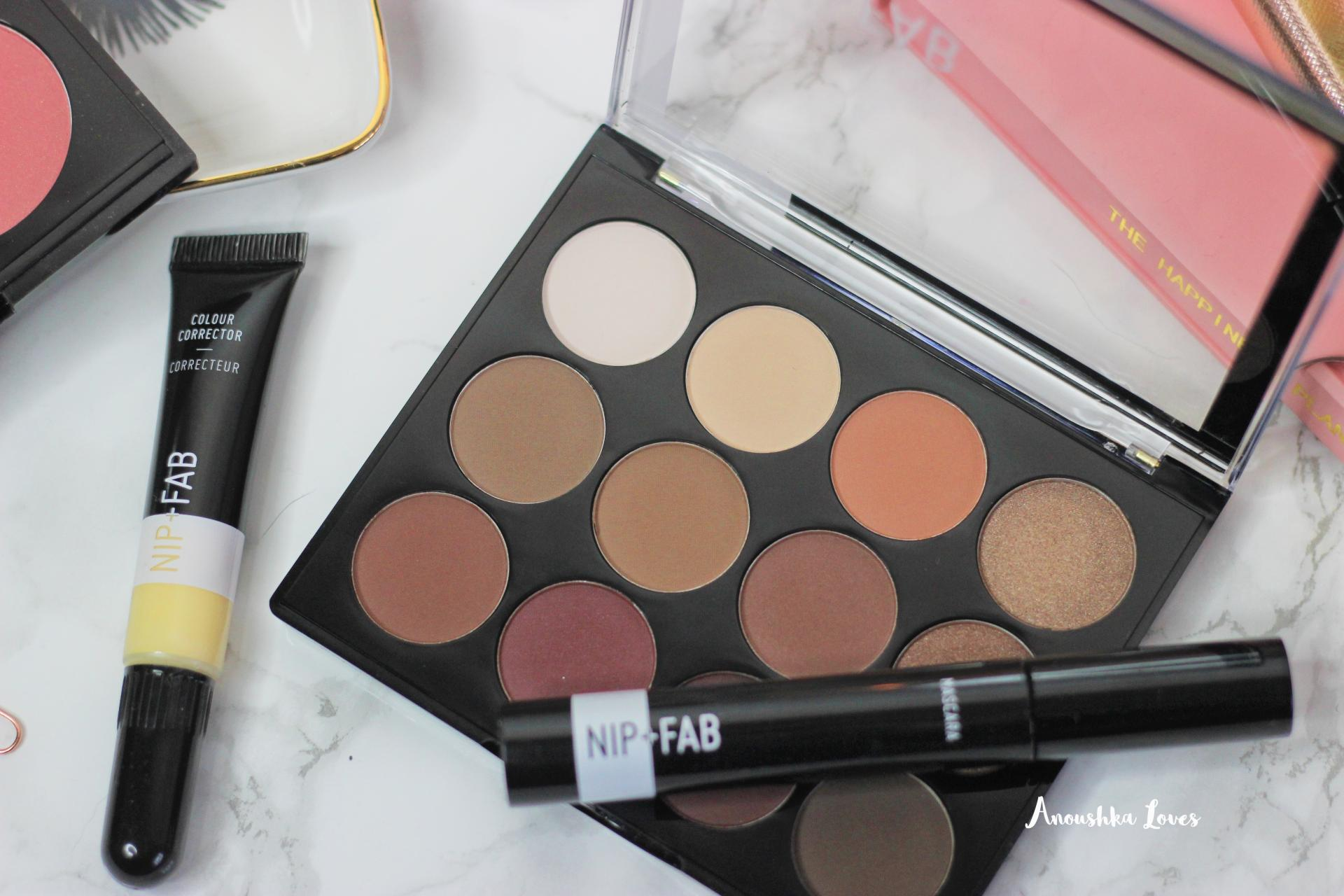 The Nip + Fab Make Up Range