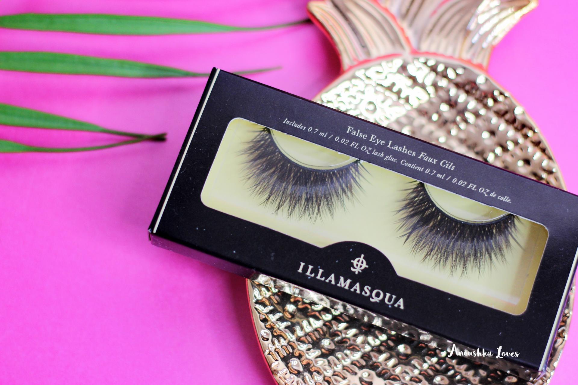 Illamasqua Visage lashes