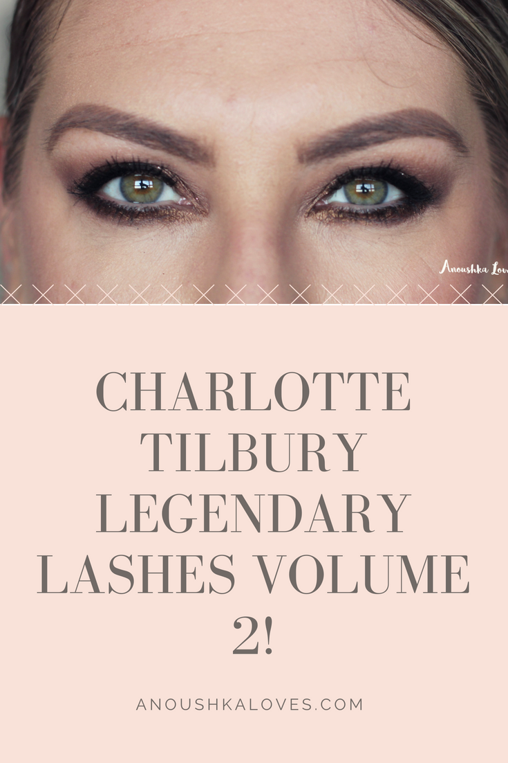 Charlotte Tilbury Legendary Lashes Vol. 2