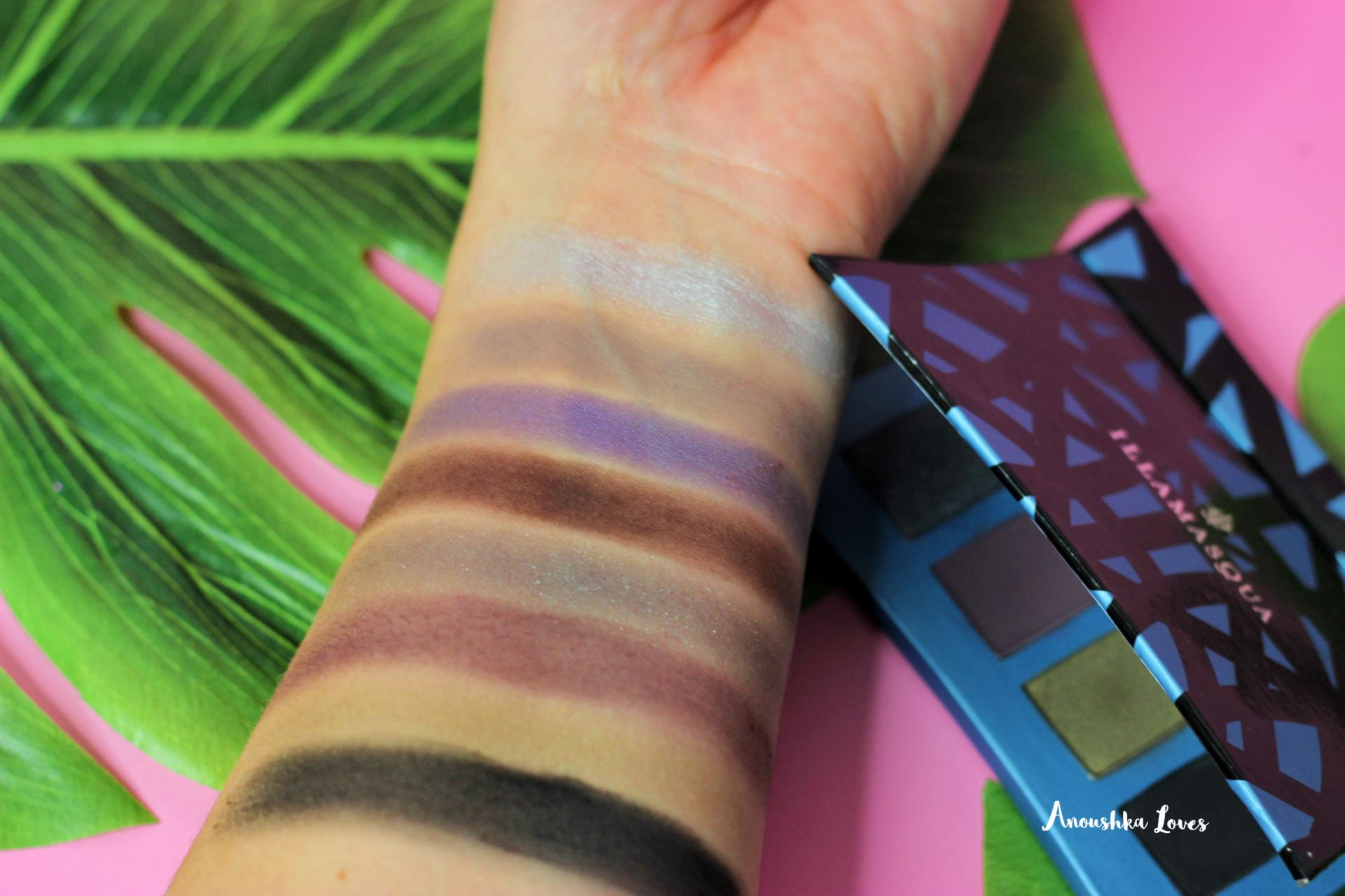 Illamasqua Delirious and Shiver Palettes