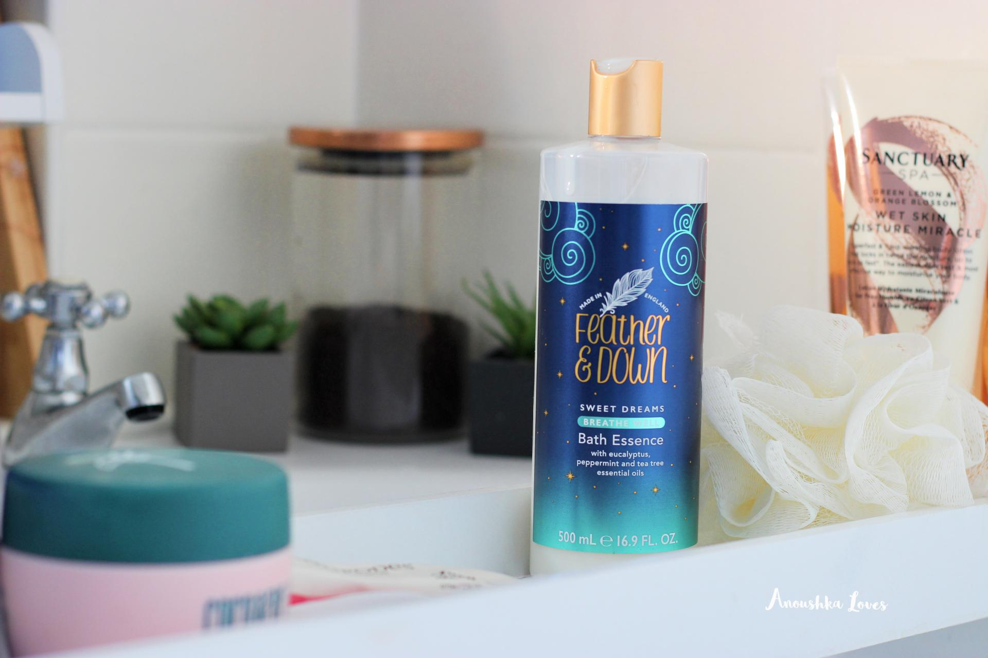 Feather & Down Bath Essence