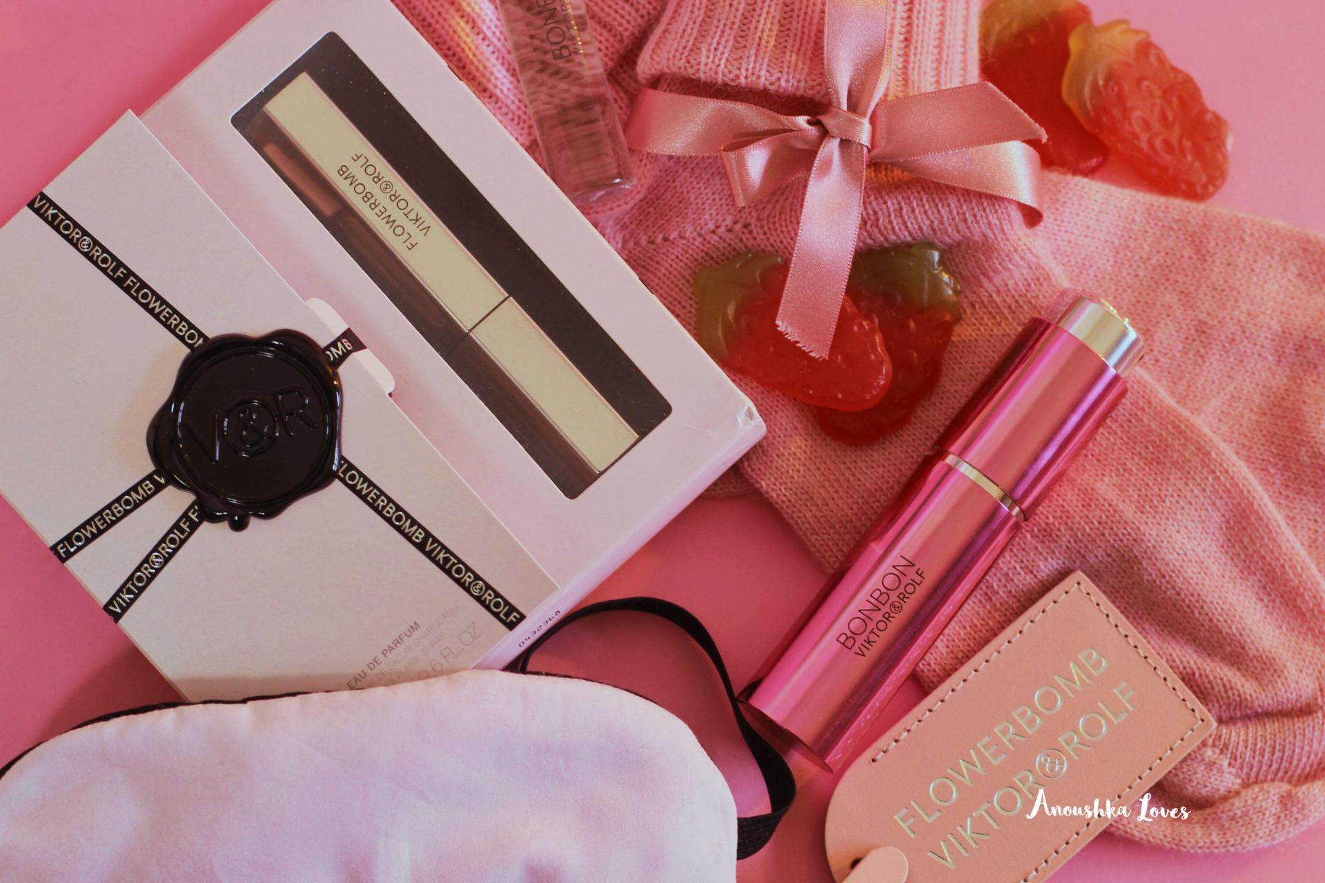 Viktor & Rolf on the go flowerbomb bon bon