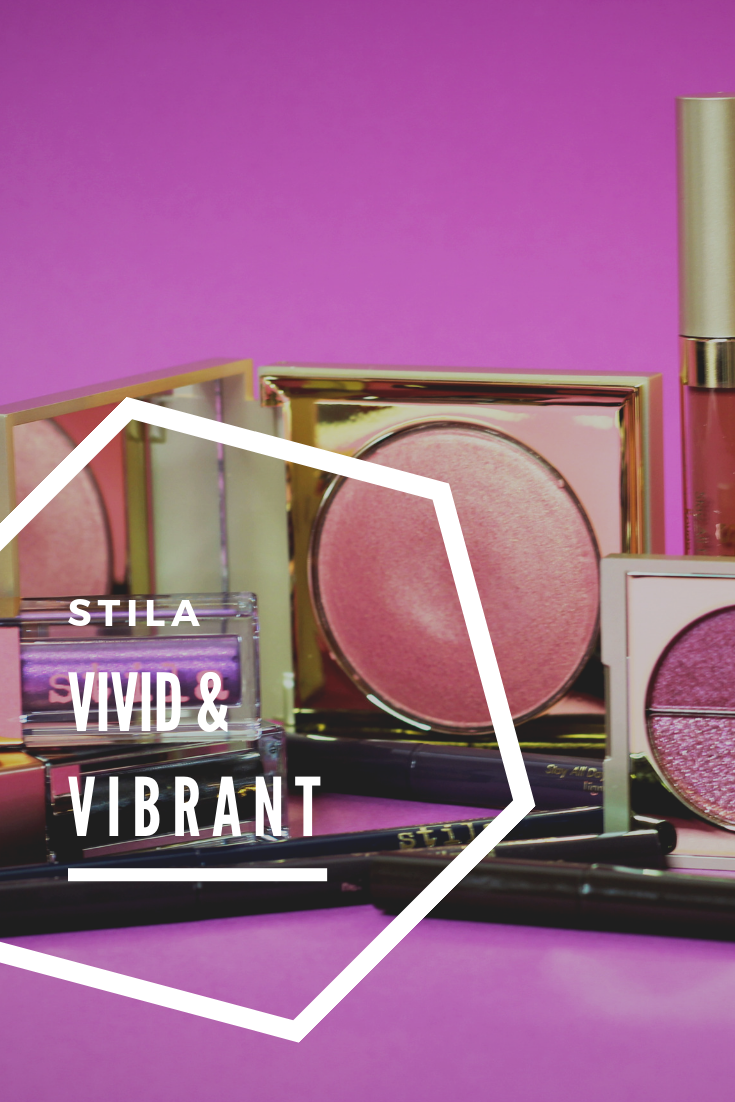 Stila Vivid & Vibrant Collection